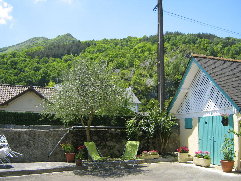 Ferienhaus Haus mit 2 Schlafzimmern in Lourdes mit toller Aussicht auf die Berge, möblierter Terrasse (2396219), Lourdes, Hautes-Pyrénées, Midi-Pyrénées, Frankreich, Bild 6