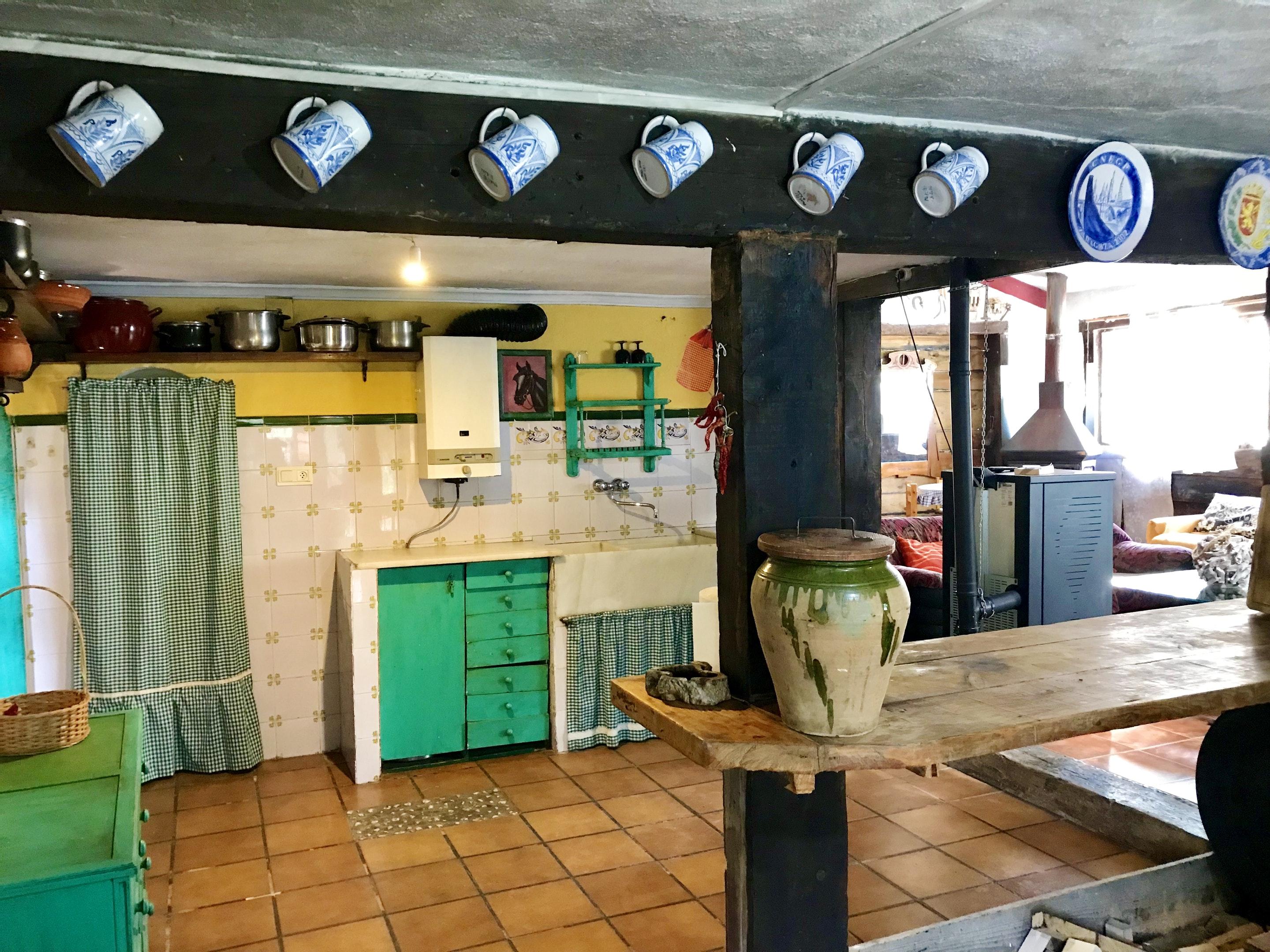 Maison de vacances Hütte mit 4 Schlafzimmern in Camarena de la Sierra mit toller Aussicht auf die Berge, priv (2474258), Camarena de la Sierra, Teruel, Aragon, Espagne, image 20