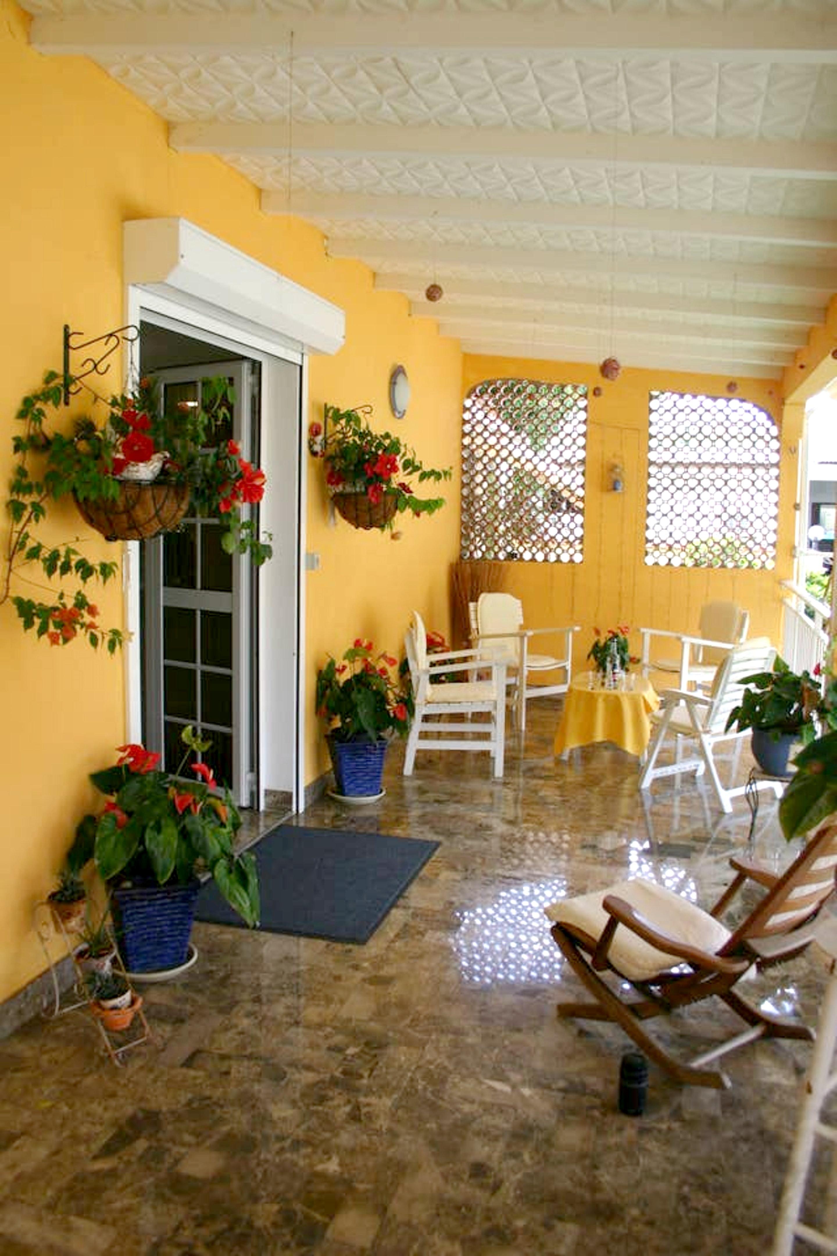 Villa mit 3 Schlafzimmern in Sainte-Anne mit priva Villa in Guadeloupe
