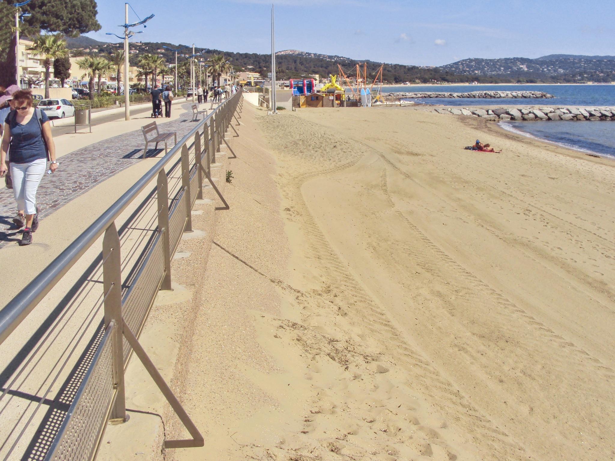 Holiday apartment Wohnung an der Côte d'Azur mit Terrasse, 900 m vom Strand und dem Zentrum entfernt (2202310), Cavalaire sur Mer, Côte d'Azur, Provence - Alps - Côte d'Azur, France, picture 23