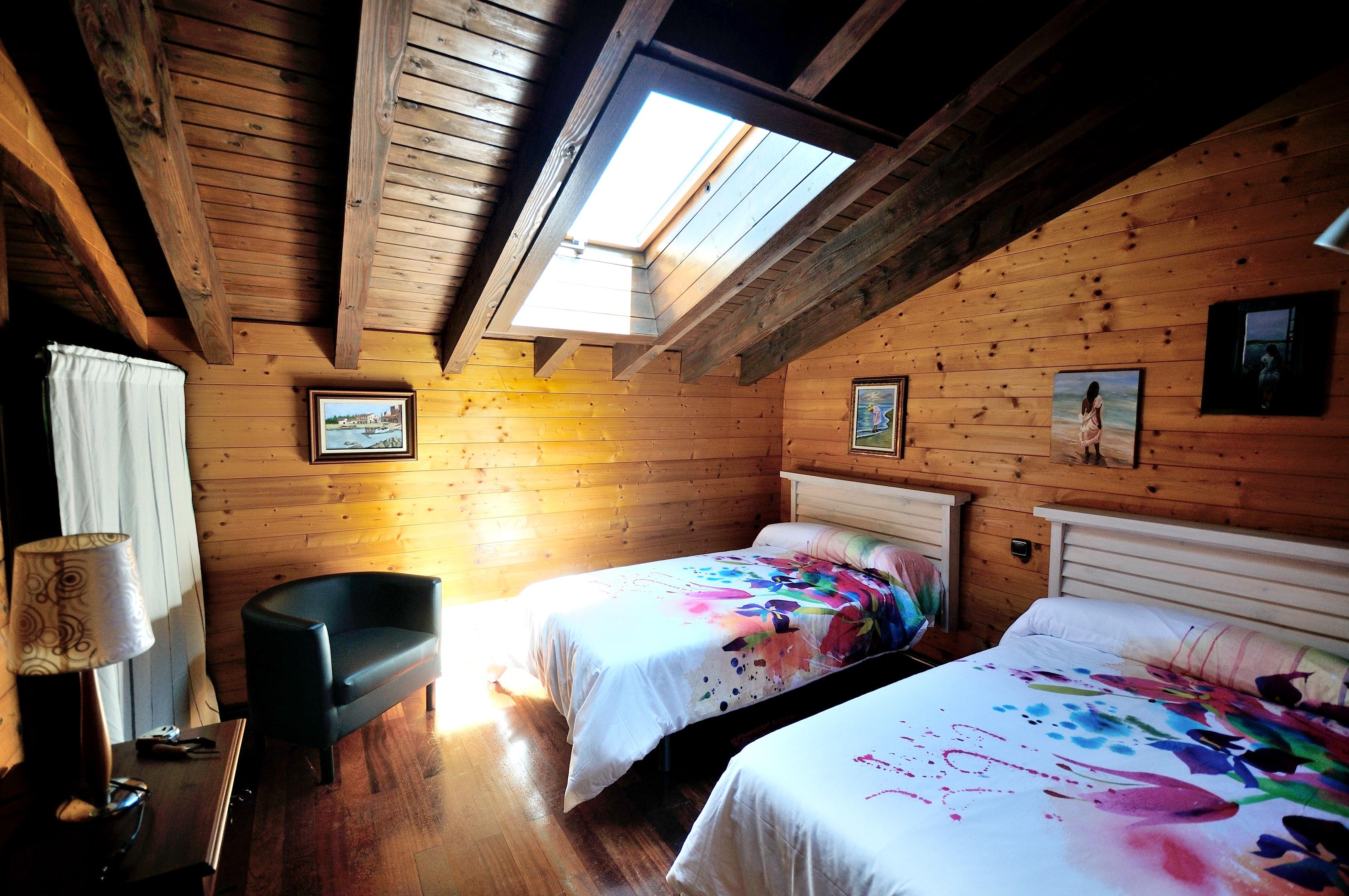 Ferienhaus Haus mit 3 Schlafzimmern in Albuerne mit eingezäuntem Garten - 6 km vom Strand entfernt (2208400), Albuerne, Costa Verde (ES), Asturien, Spanien, Bild 5