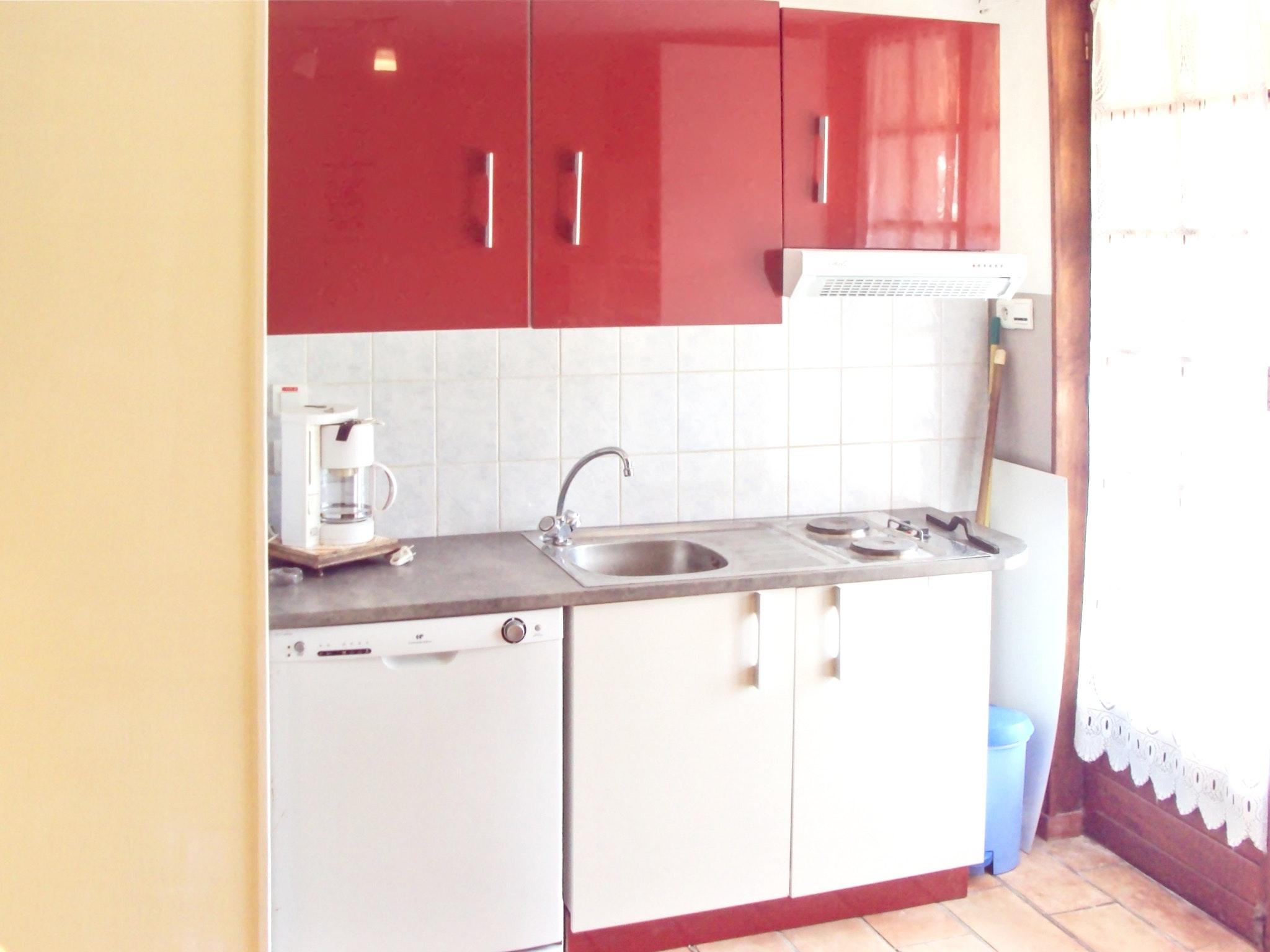 Holiday apartment Wohnung an der Côte d'Azur mit Terrasse, 900 m vom Strand und dem Zentrum entfernt (2202310), Cavalaire sur Mer, Côte d'Azur, Provence - Alps - Côte d'Azur, France, picture 14