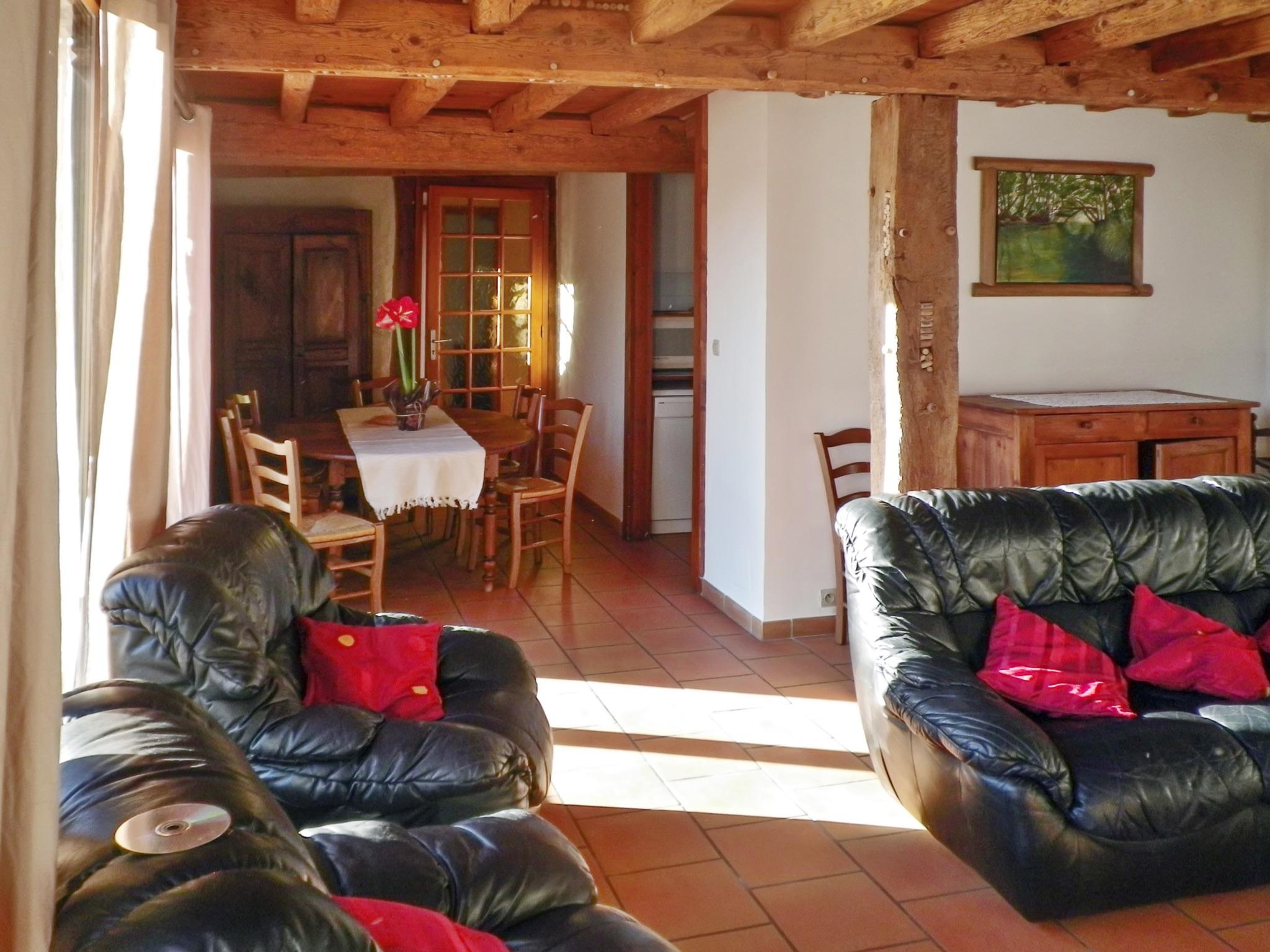 Ferienhaus Villa mit 4 Zimmern in Trensacq mit privatem Pool und möbliertem Garten - 45 km vom Strand (2202366), Trensacq, Landes, Aquitanien, Frankreich, Bild 8