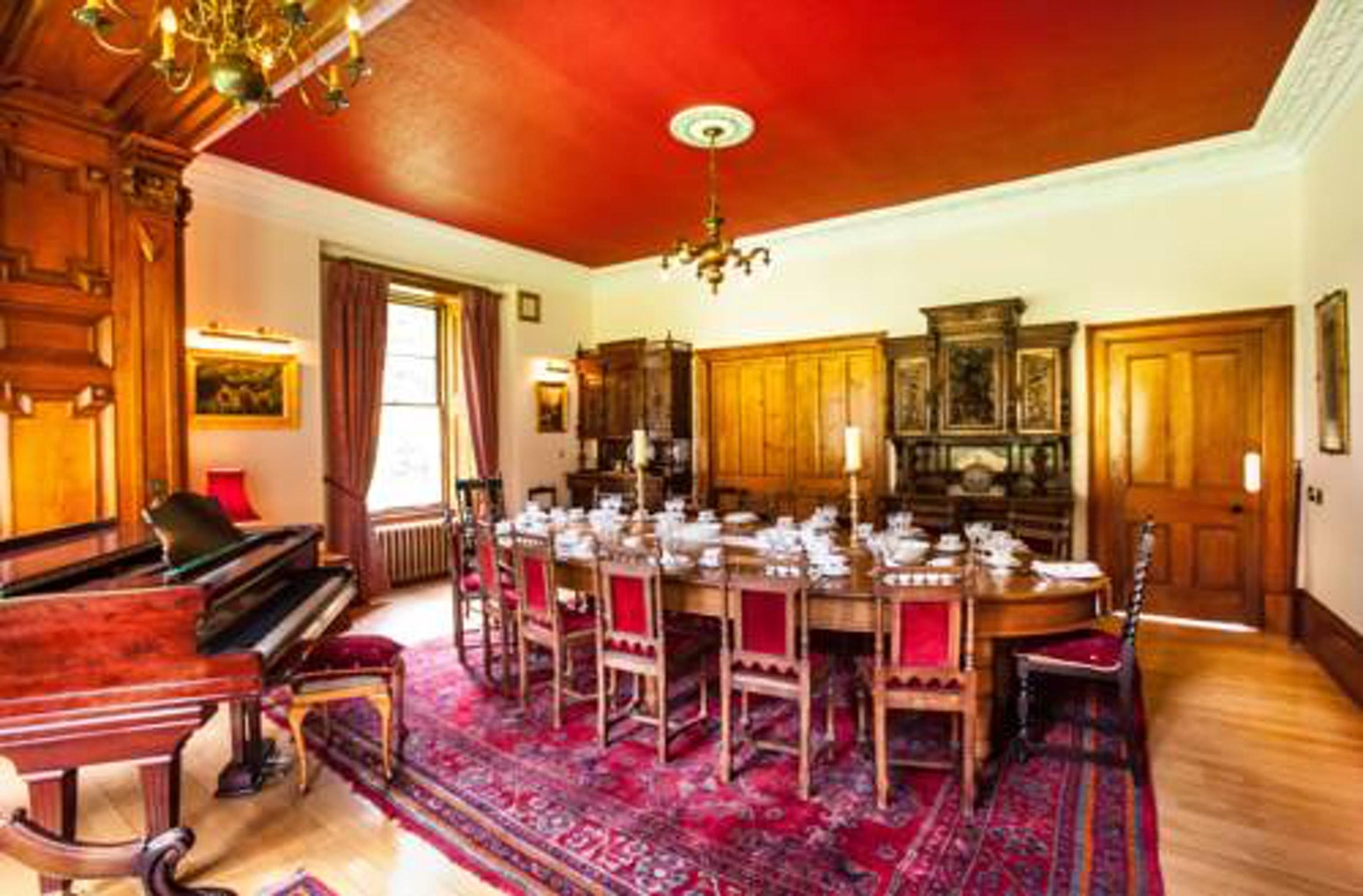 Holiday house Viktorianisches Herrenhaus in Schottland mit sieben Schlafzimmern, riesigem Garten und Par (2202064), Moffat, Southern Scotland, Scotland, United Kingdom, picture 5