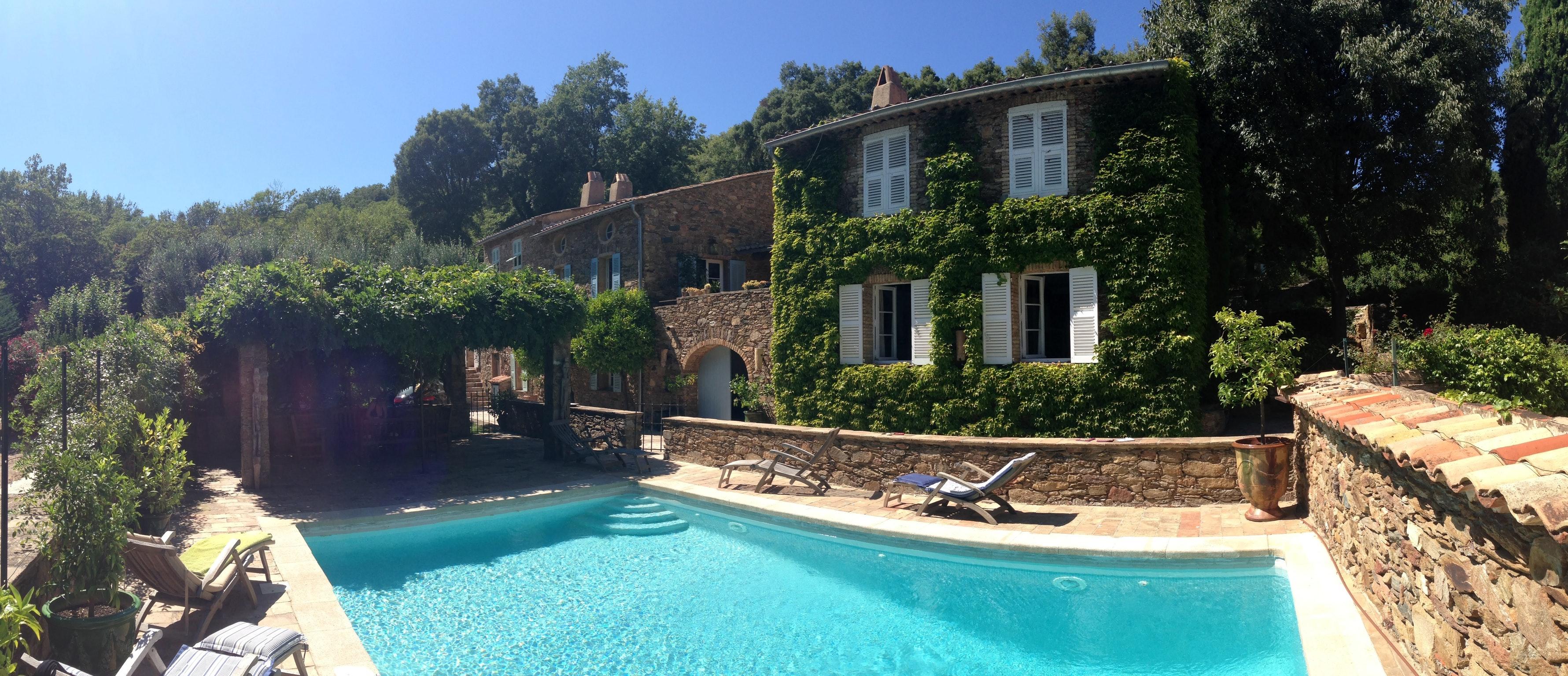 Villa mit 5 Zimmern in La Garde-Freinet mit privatem Pool, Garten ...