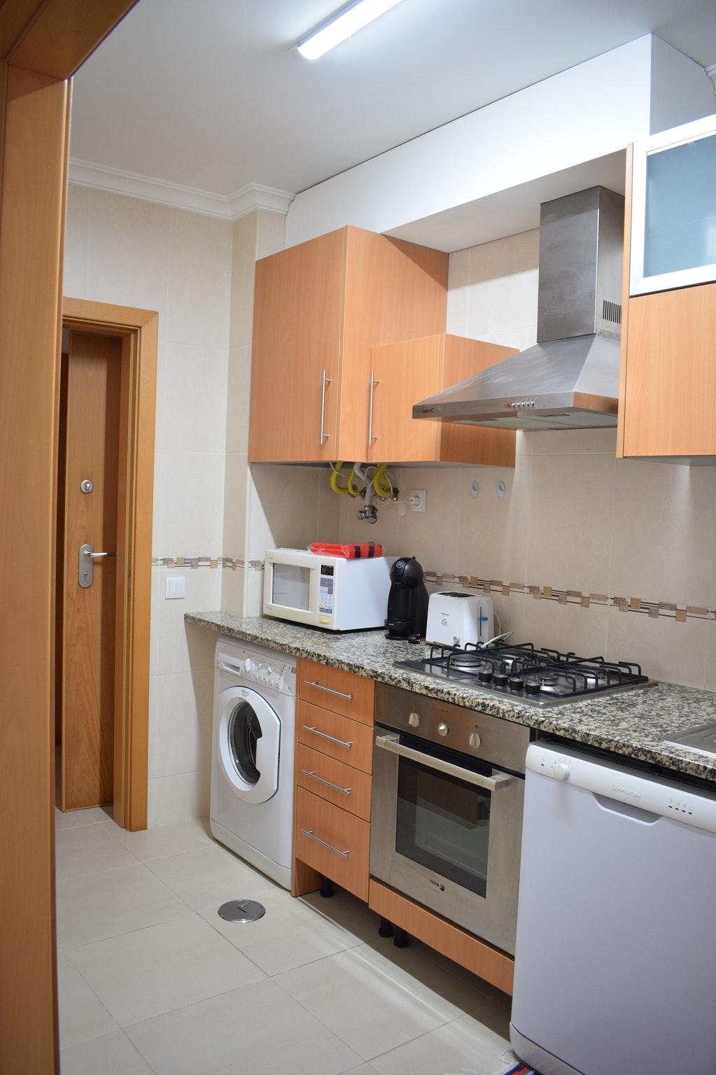 Holiday apartment Wohnung mit 2 Schlafzimmern in Nazaré mit schöner Aussicht auf die Stadt, Balkon und W-LAN (2614659), Nazaré, Costa de Prata, Central-Portugal, Portugal, picture 2