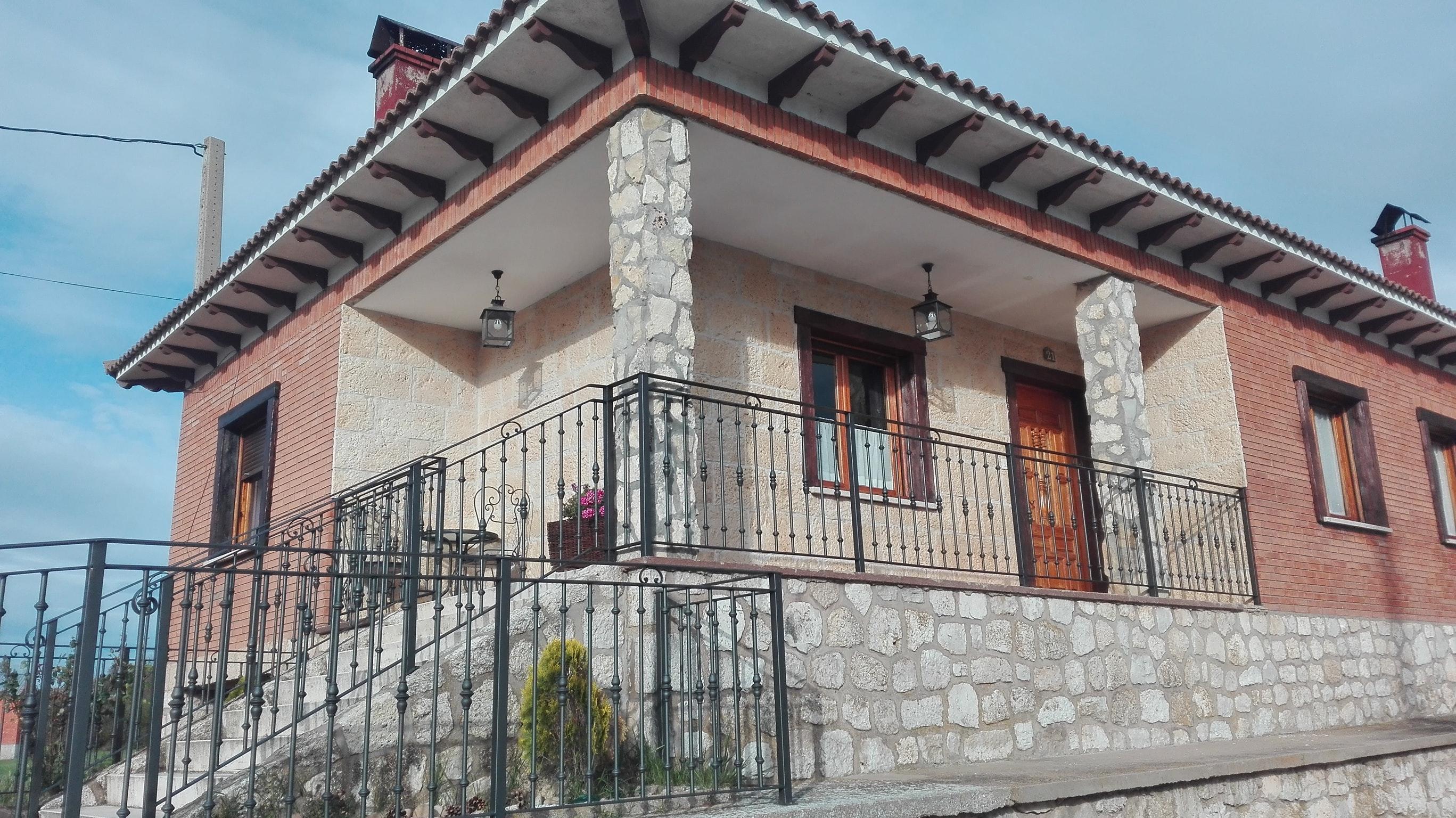 Ferienhaus Haus mit 3 Schlafzimmern in Peral de Arlanza mit eingezäuntem Garten (2201640), Peral de Arlanza, Palencia, Kastilien-León, Spanien, Bild 20