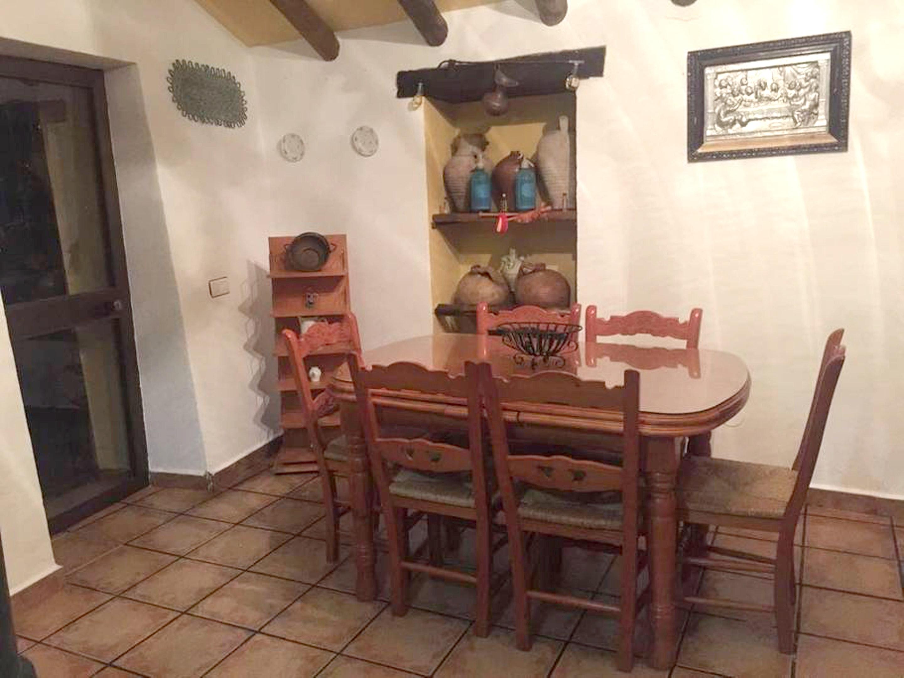 Ferienhaus Villa mit einem Schlafzimmer in Torrox mit herrlichem Meerblick, privatem Pool, Terrasse - (2519299), Torrox, Costa del Sol, Andalusien, Spanien, Bild 10