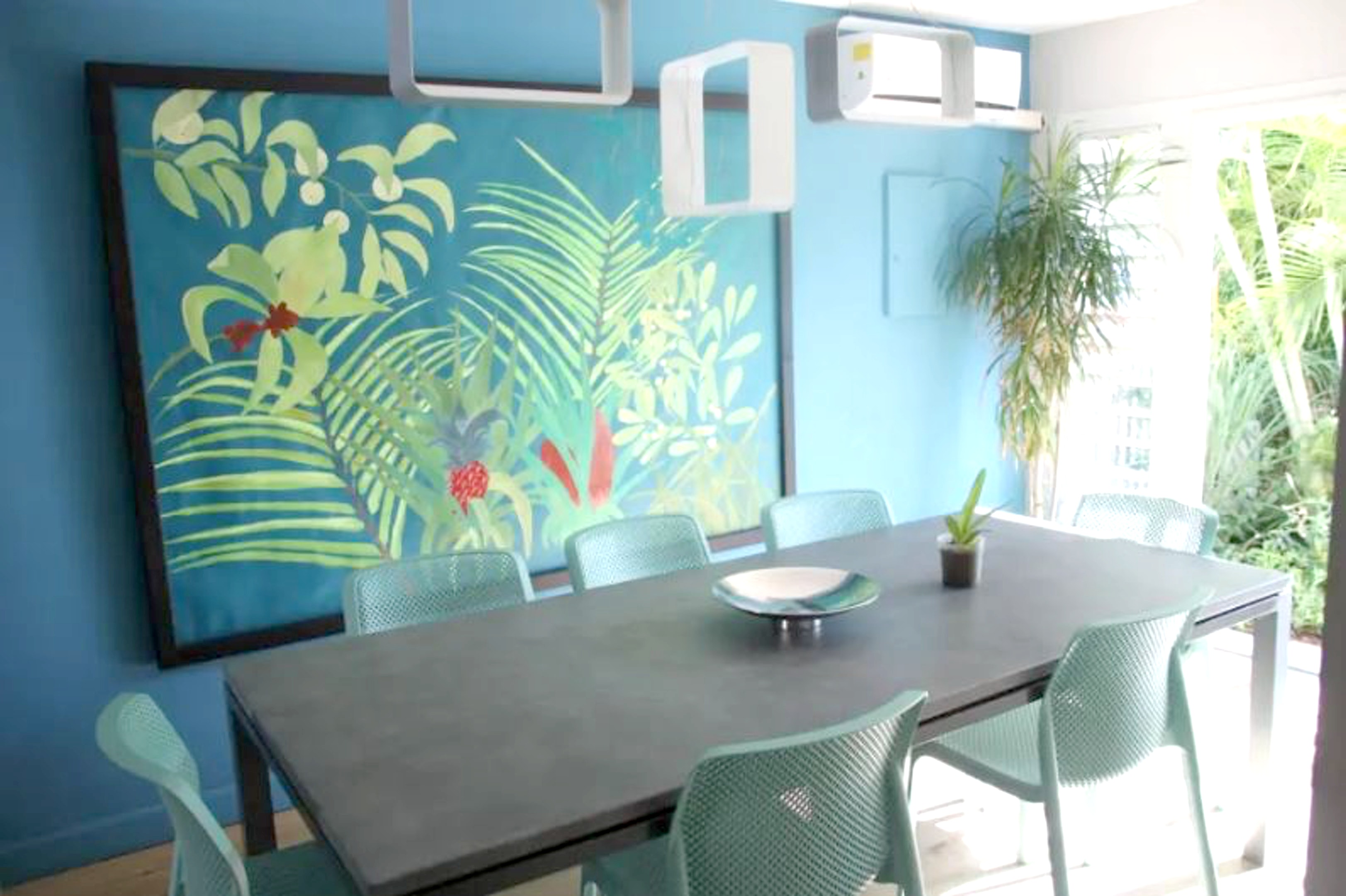 Haus mit 3 Schlafzimmern in Saint-Leu mit toller A Ferienhaus in Afrika