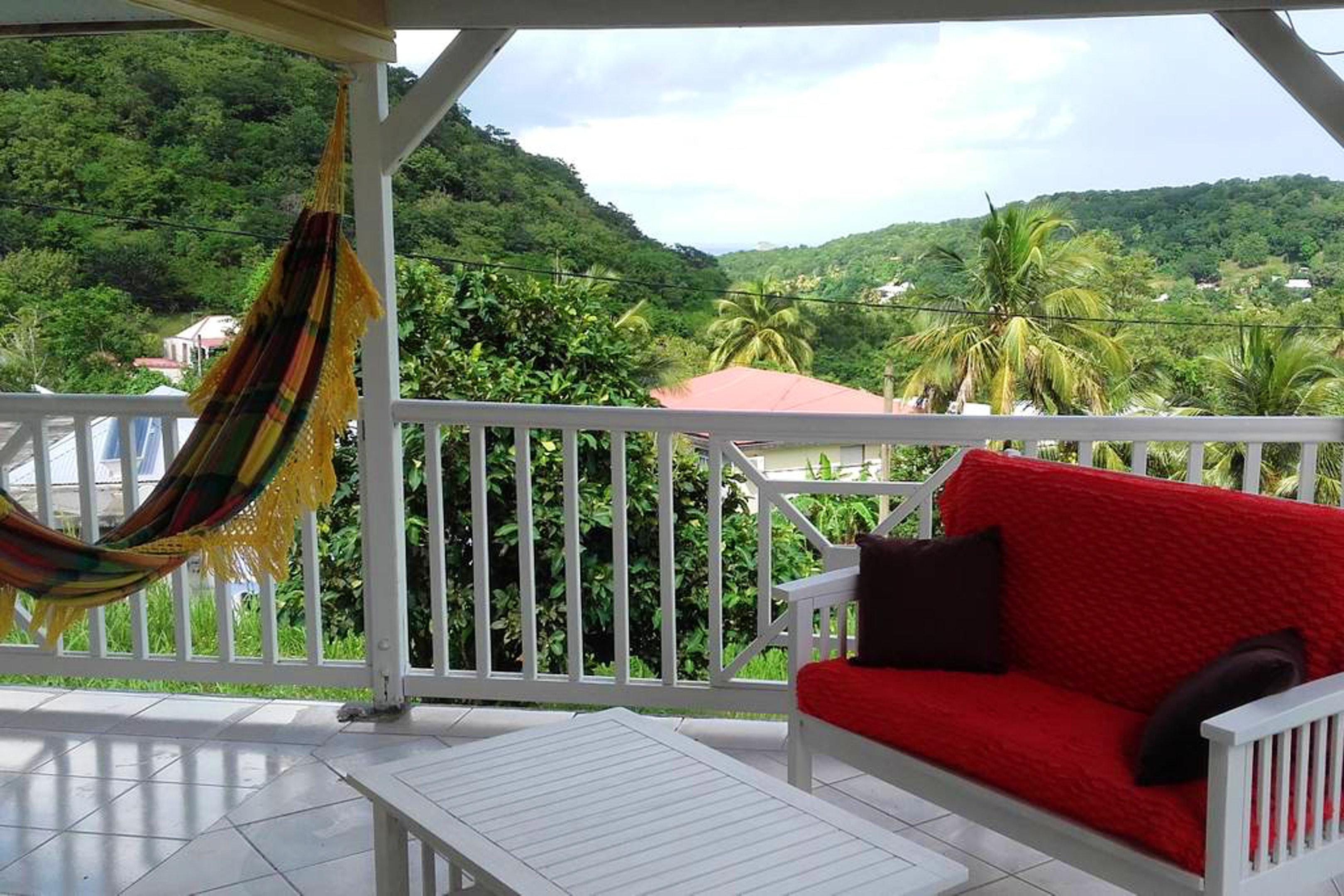 Haus mit 5 Schlafzimmern in Bas Vent mit herrliche Ferienhaus in Guadeloupe