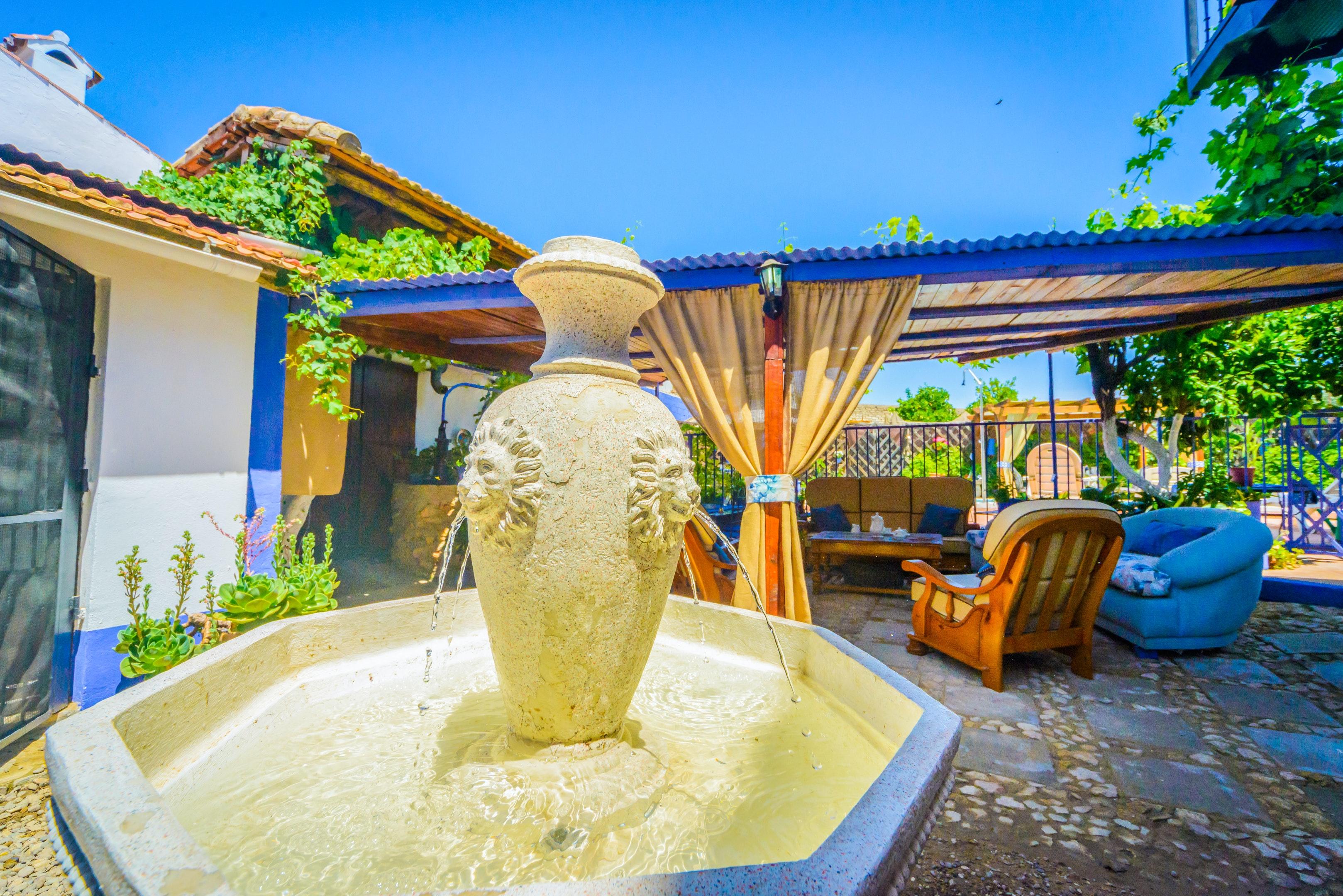 Ferienhaus Villa mit 3 Schlafzimmern in Peñaflor mit privatem Pool, eingezäuntem Garten und W-LAN (2208249), Peñaflor, Sevilla, Andalusien, Spanien, Bild 29