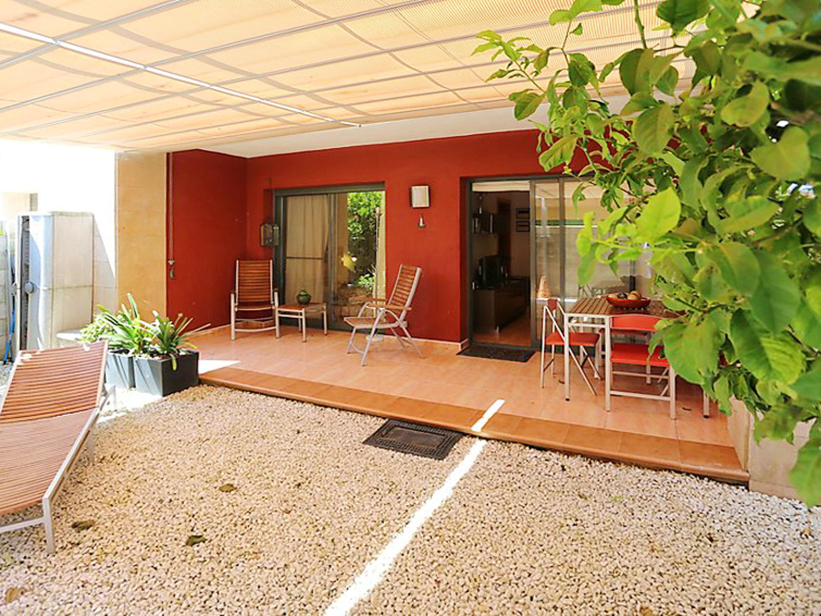 Ferienwohnung Wohnung mit einem Schlafzimmer in L'Eucaliptus mit möblierter Terrasse - 100 m vom Strand  (2201643), L'Eucaliptus, Tarragona, Katalonien, Spanien, Bild 1