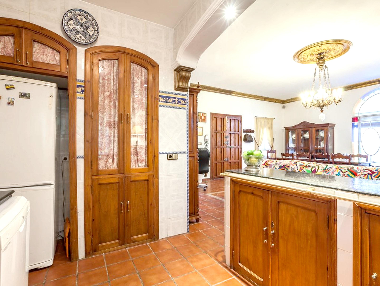 Ferienhaus Villa mit 4 Schlafzimmern in Los Palacios y Villafranca mit privatem Pool, eingezäuntem Ga (2422948), Los Palacios y Villafranca, Sevilla, Andalusien, Spanien, Bild 23