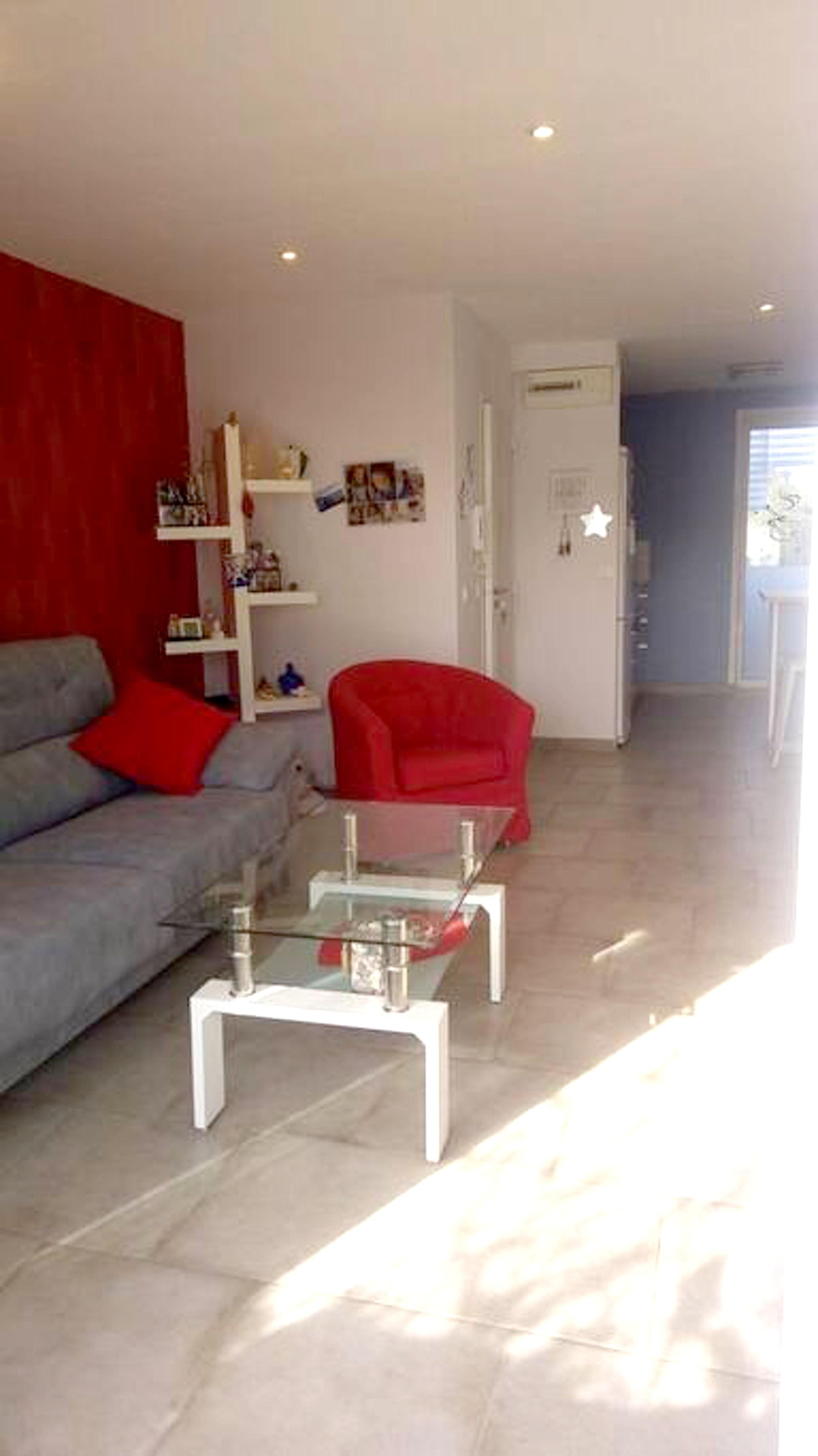 Holiday apartment Wohnung mit 2 Schlafzimmern in Le Pradet mit toller Aussicht auf die Berge, möbliertem Bal (2676516), Le Pradet, Côte d'Azur, Provence - Alps - Côte d'Azur, France, picture 5