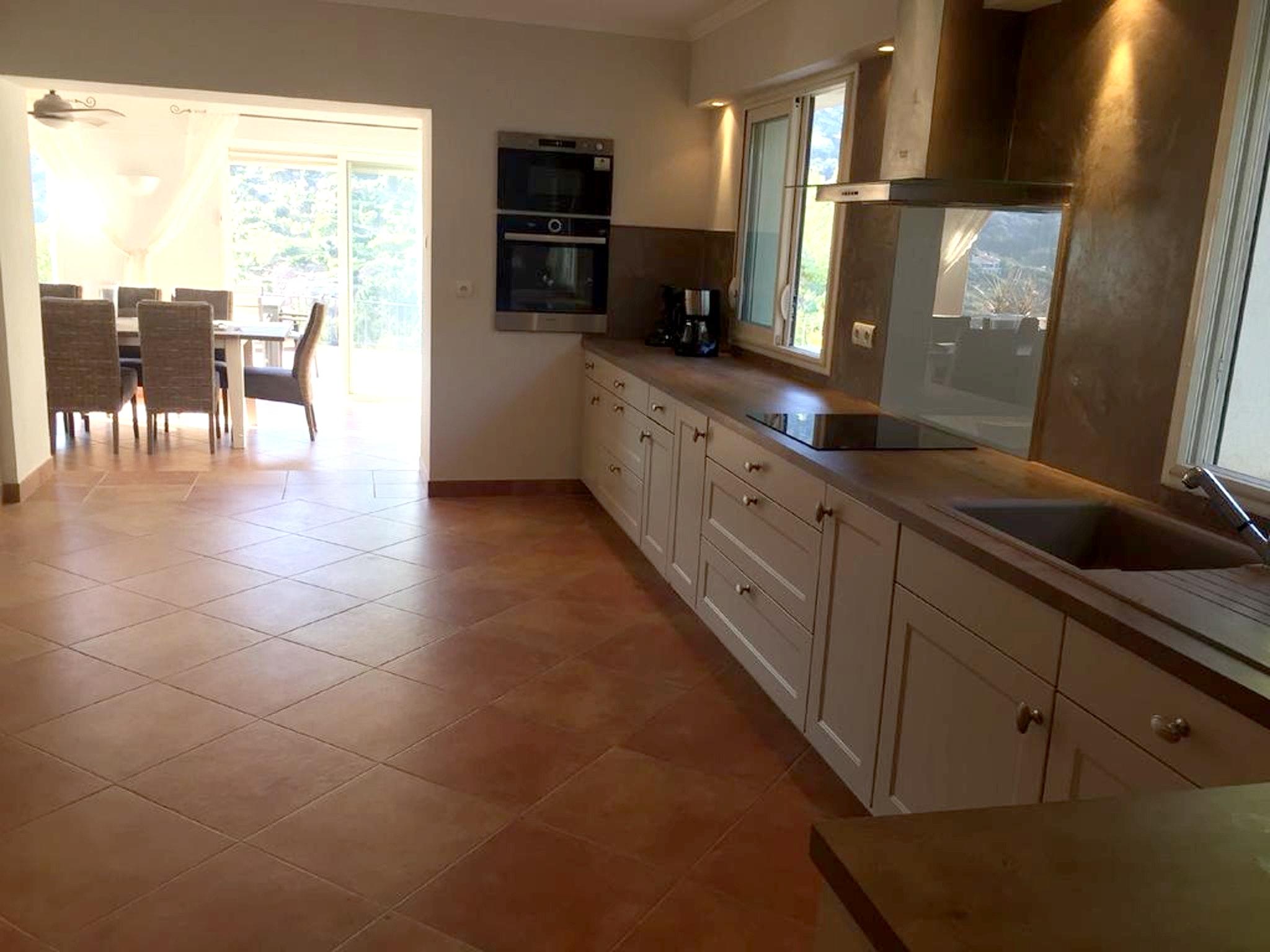 Maison de vacances Villa mit 5 Schlafzimmern in Rayol-Canadel-sur-Mer mit toller Aussicht auf die Berge, priv (2201555), Le Lavandou, Côte d'Azur, Provence - Alpes - Côte d'Azur, France, image 13