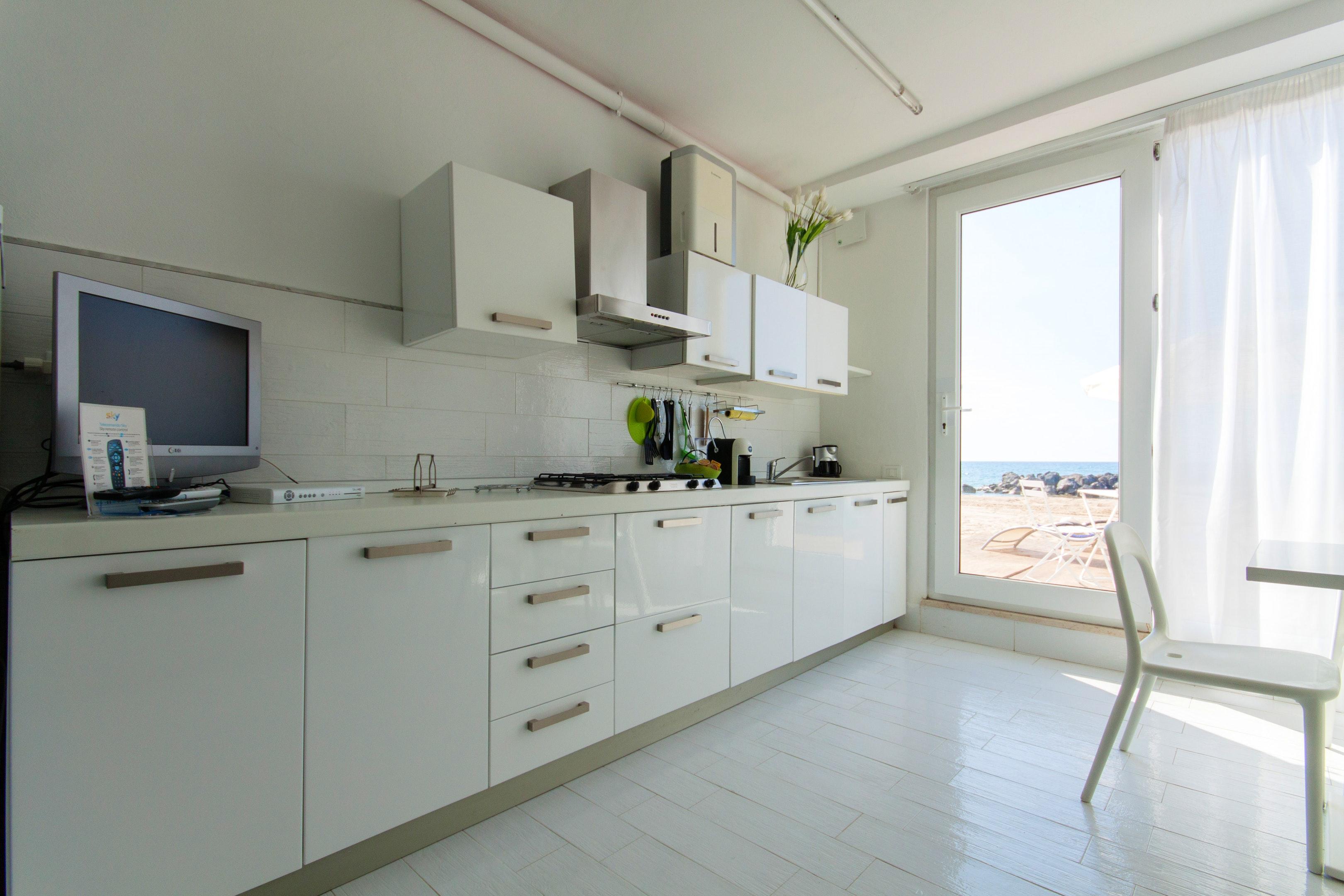 Holiday apartment Wohnung mit einem Schlafzimmer in Piano di Trappeto mit herrlichem Meerblick, möblierter T (2236749), Balestrate, Palermo, Sicily, Italy, picture 9