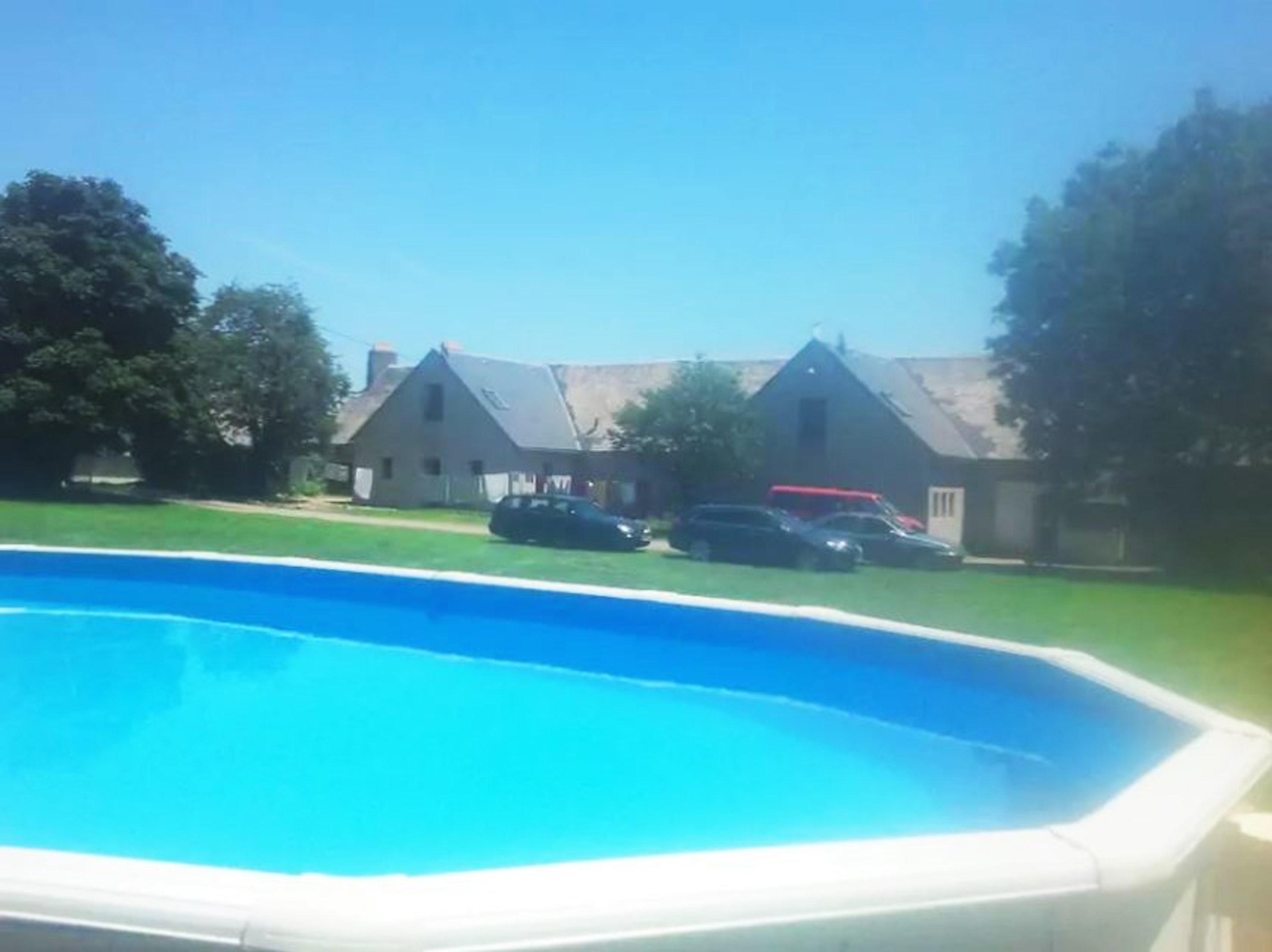 Haus mit 7 Schlafzimmern in Lortet mit privatem Po Ferienhaus