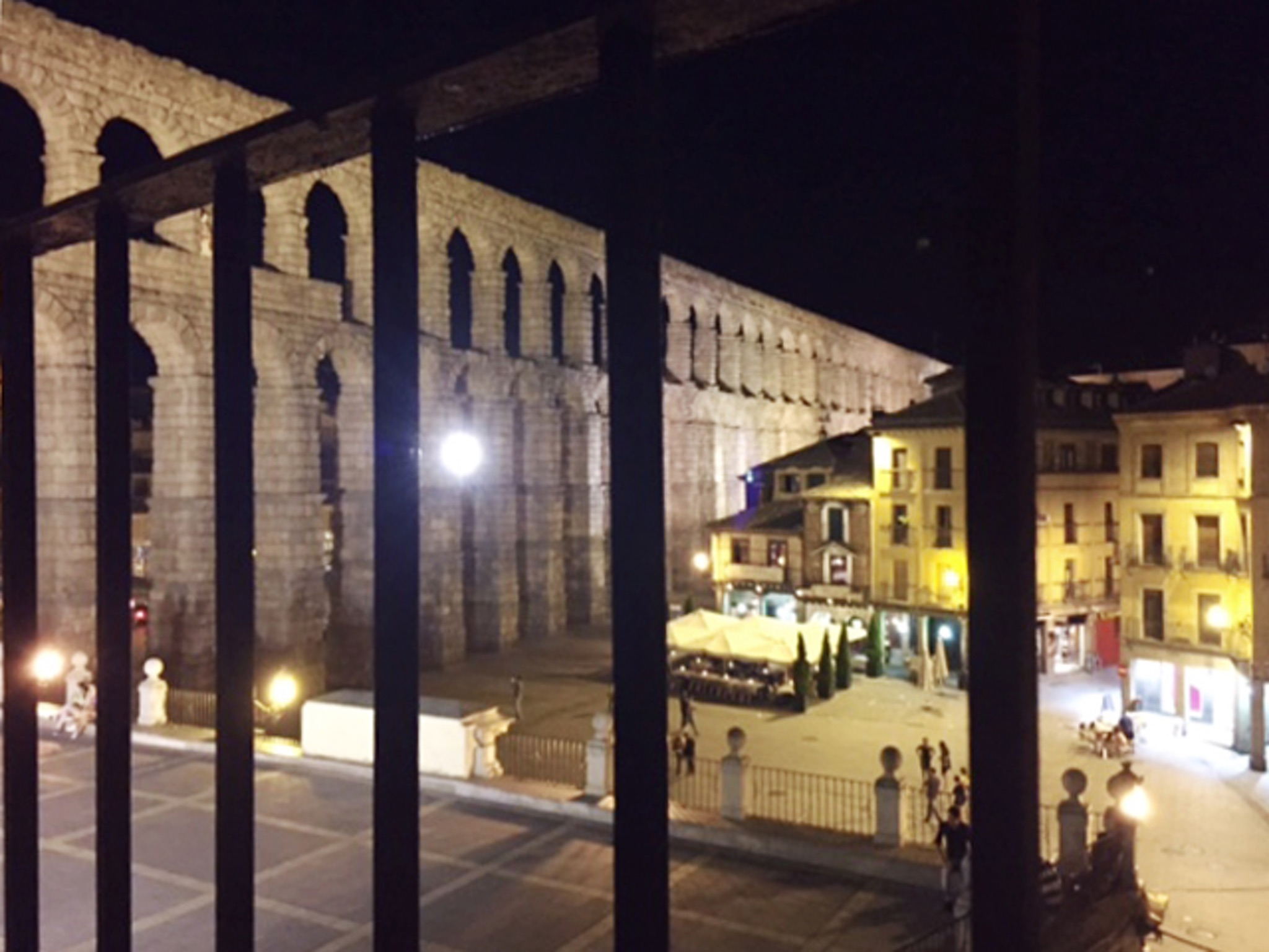 Ferienwohnung Rustikale Vierzimmerwohnung in Segovia mit WLAN, drei Balkonen und Blick auf das berühmte  (2202012), Segovia, Segovia, Kastilien-León, Spanien, Bild 15