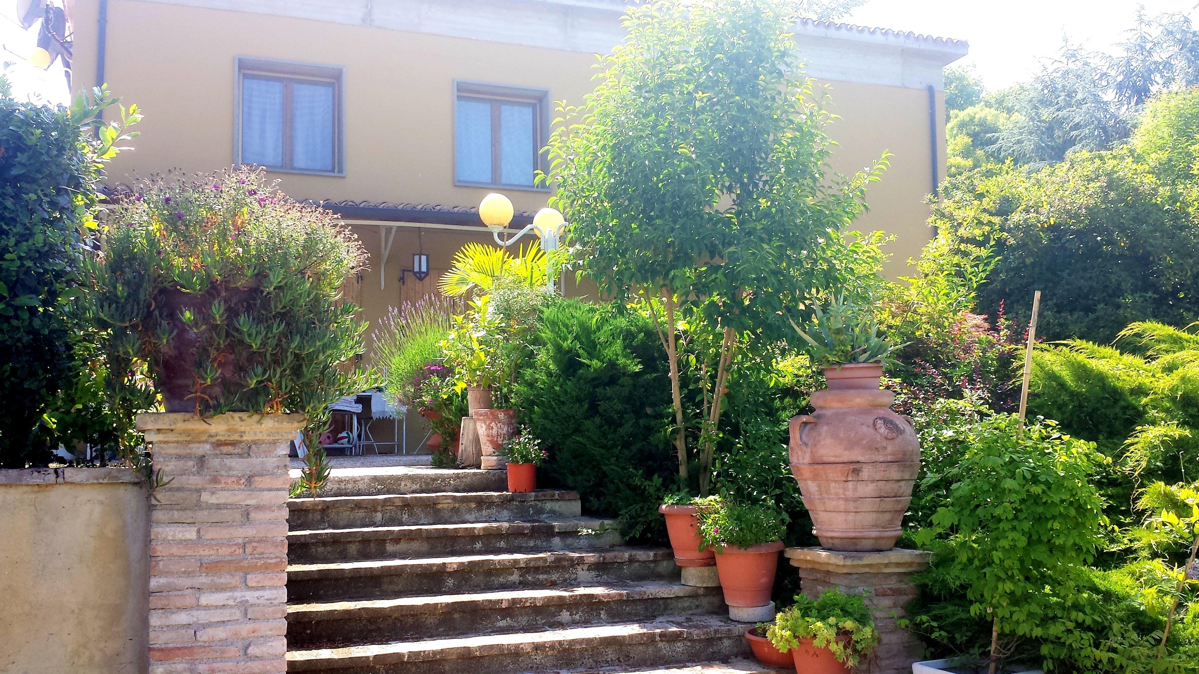 Ferienwohnung Wohnung mit 3 Schlafzimmern in Pesaro mit Pool, eingezäuntem Garten und W-LAN - 4 km vom S (2339355), Pesaro, Pesaro und Urbino, Marken, Italien, Bild 17