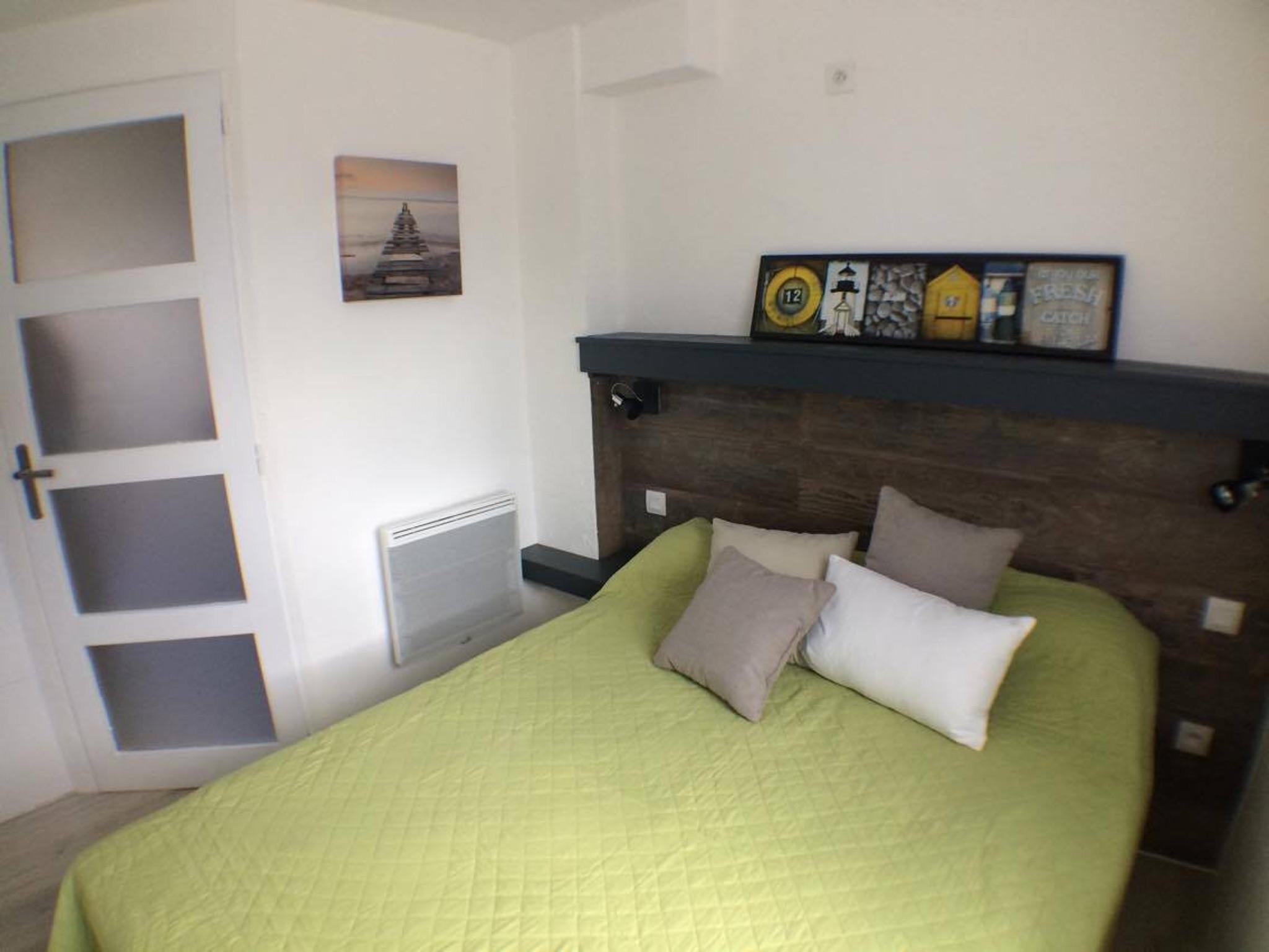 Ferienwohnung Wohnung mit einem Zimmer in Carnac mit möblierter Terrasse (2202608), Carnac, Atlantikküste Morbihan, Bretagne, Frankreich, Bild 10