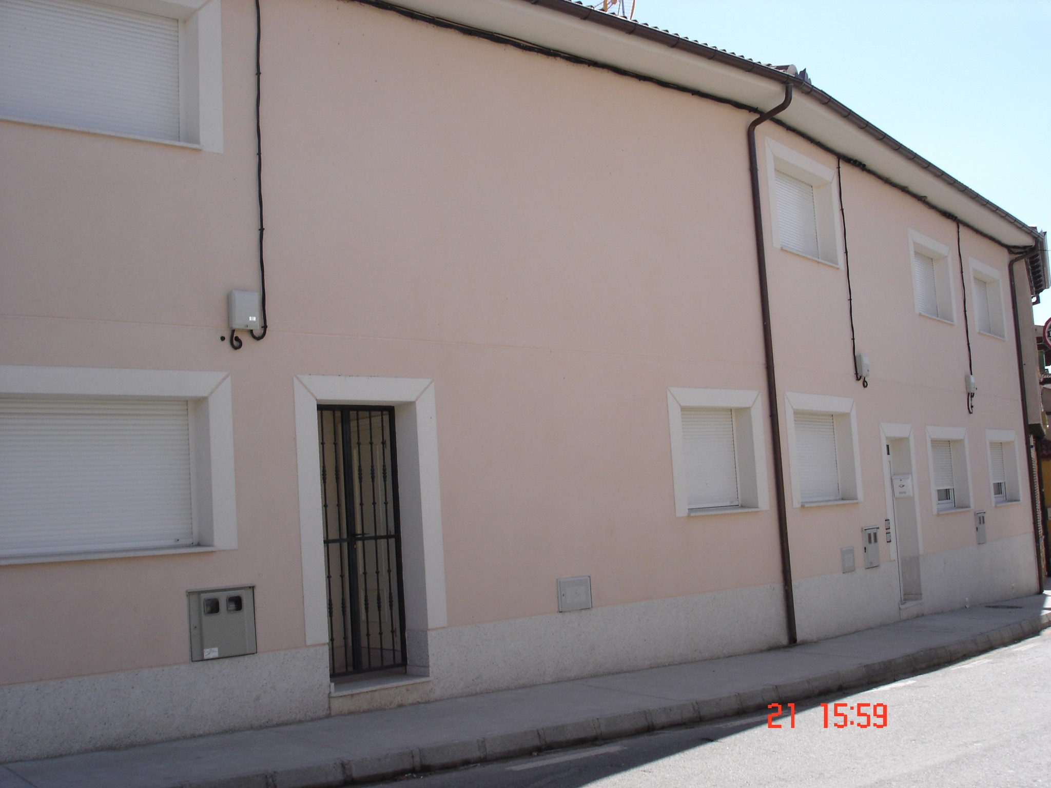 Ferienwohnung Wohnung mit 4 Schlafzimmern in Aldea Real mit Terrasse (2202151), Aldea Real, Segovia, Kastilien-León, Spanien, Bild 14