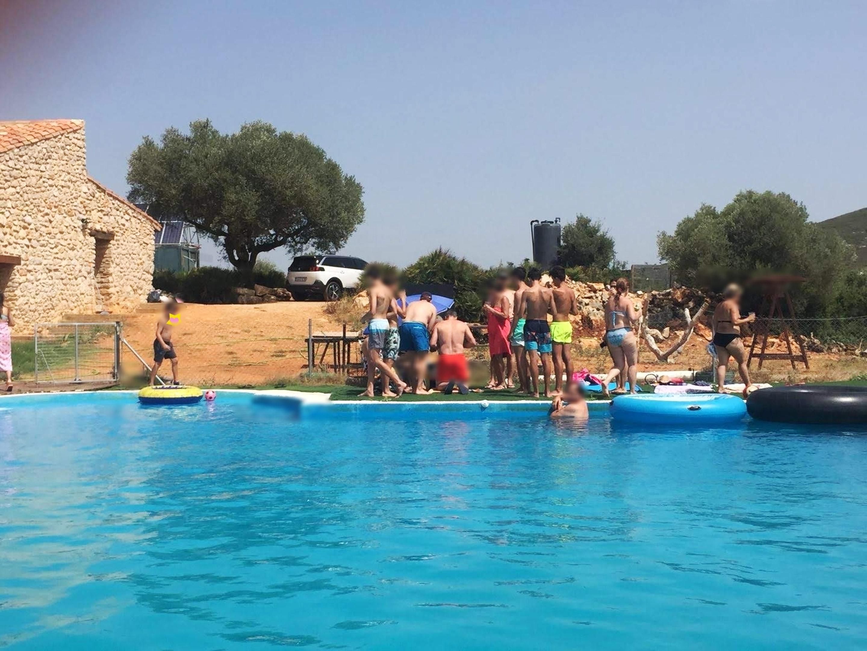 Ferienhaus Villa mit 6 Schlafzimmern in La Salzadella mit privatem Pool und eingezäuntem Garten (2706150), La Salzadella, Provinz Castellón, Valencia, Spanien, Bild 27
