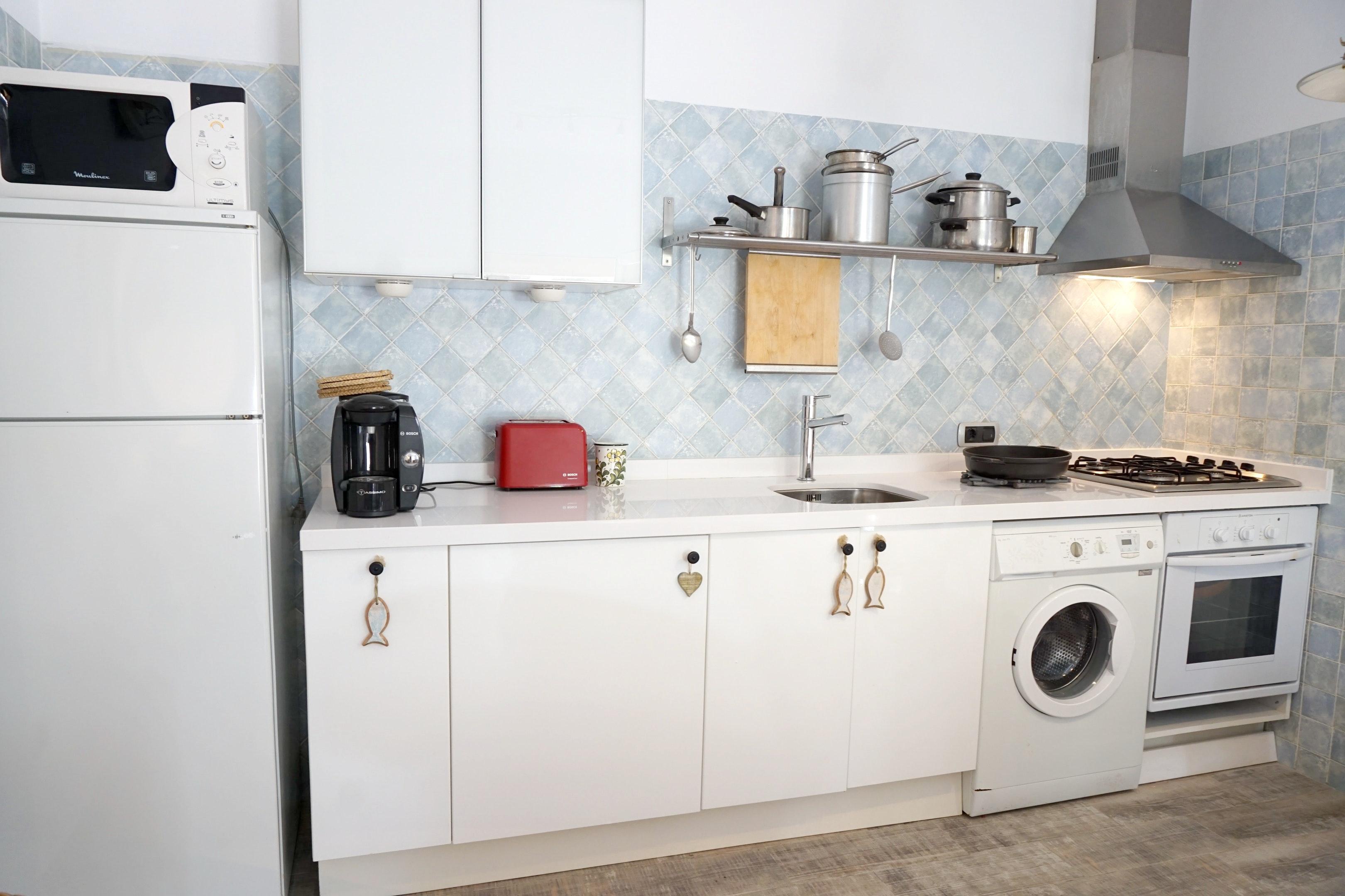 Maison de vacances Haus mit 2 Schlafzimmern in Platja de Migjorn mit möbliertem Garten und W-LAN - 500 m vom  (2401818), San Fernando, Formentera, Iles Baléares, Espagne, image 13