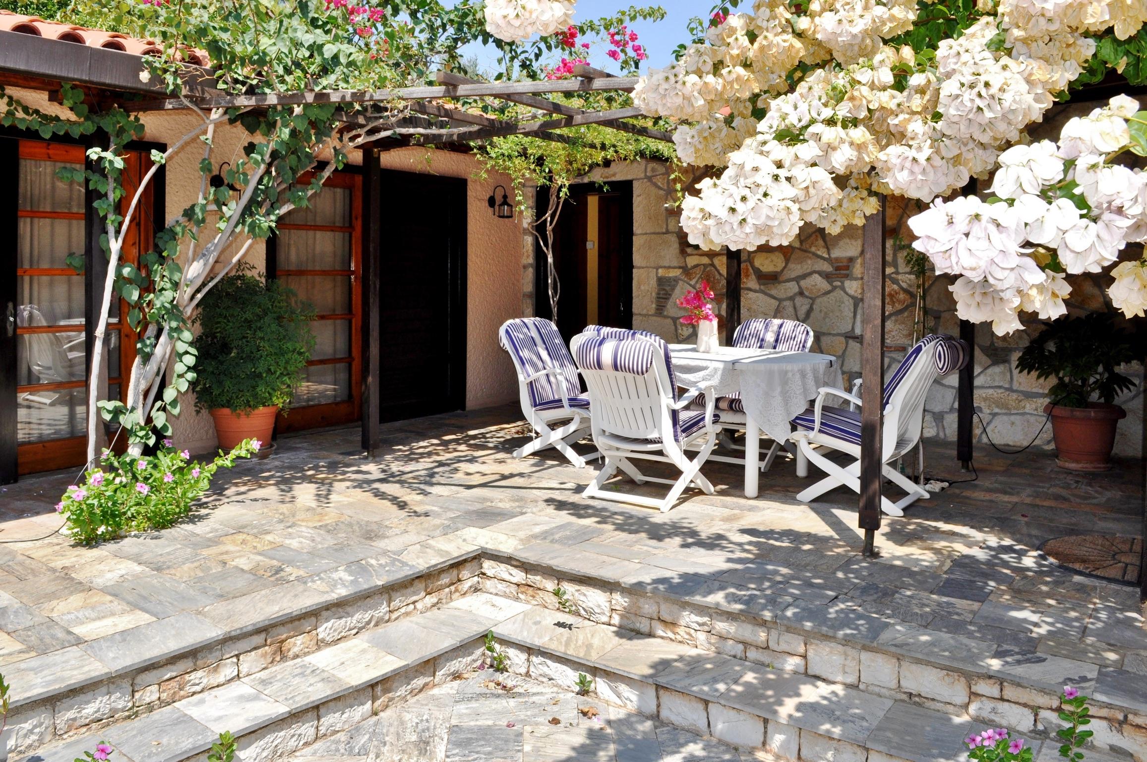 Ferienhaus Villa mit 6 Zimmern in Xiropigado mit herrlichem Meerblick, eingezäuntem Garten und W-LAN  (2201333), Xiropigado, , Peloponnes, Griechenland, Bild 29