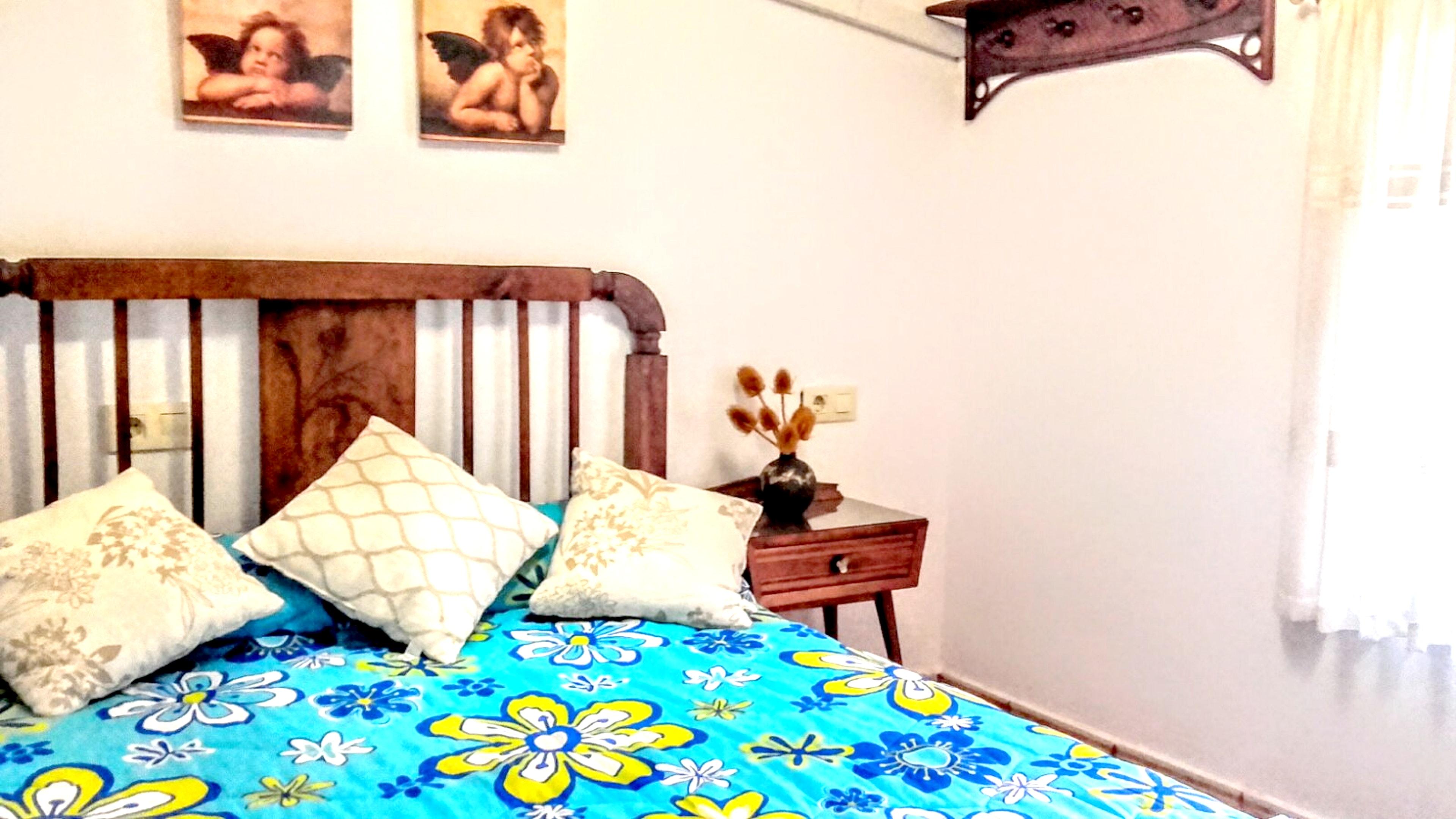 Ferienhaus Haus mit 5 Schlafzimmern in Casas del Cerro mit toller Aussicht auf die Berge und möbliert (2201517), Casas del Cerro, Albacete, Kastilien-La Mancha, Spanien, Bild 4