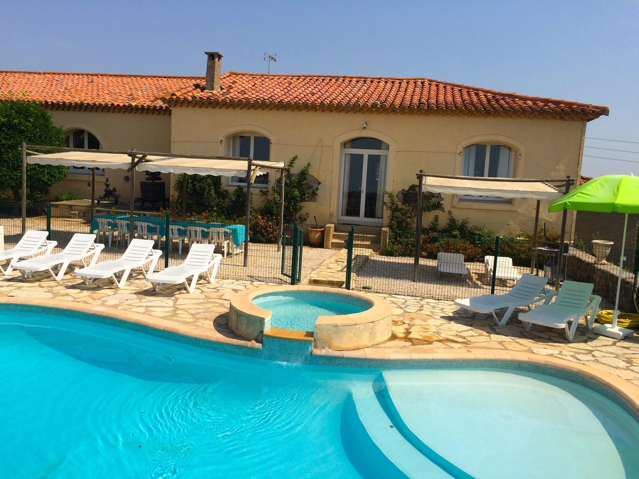 Ferienhaus Charaktervolles Haus in Hérault mit Pool und Garten (2201003), Portiragnes, Mittelmeerküste Hérault, Languedoc-Roussillon, Frankreich, Bild 27