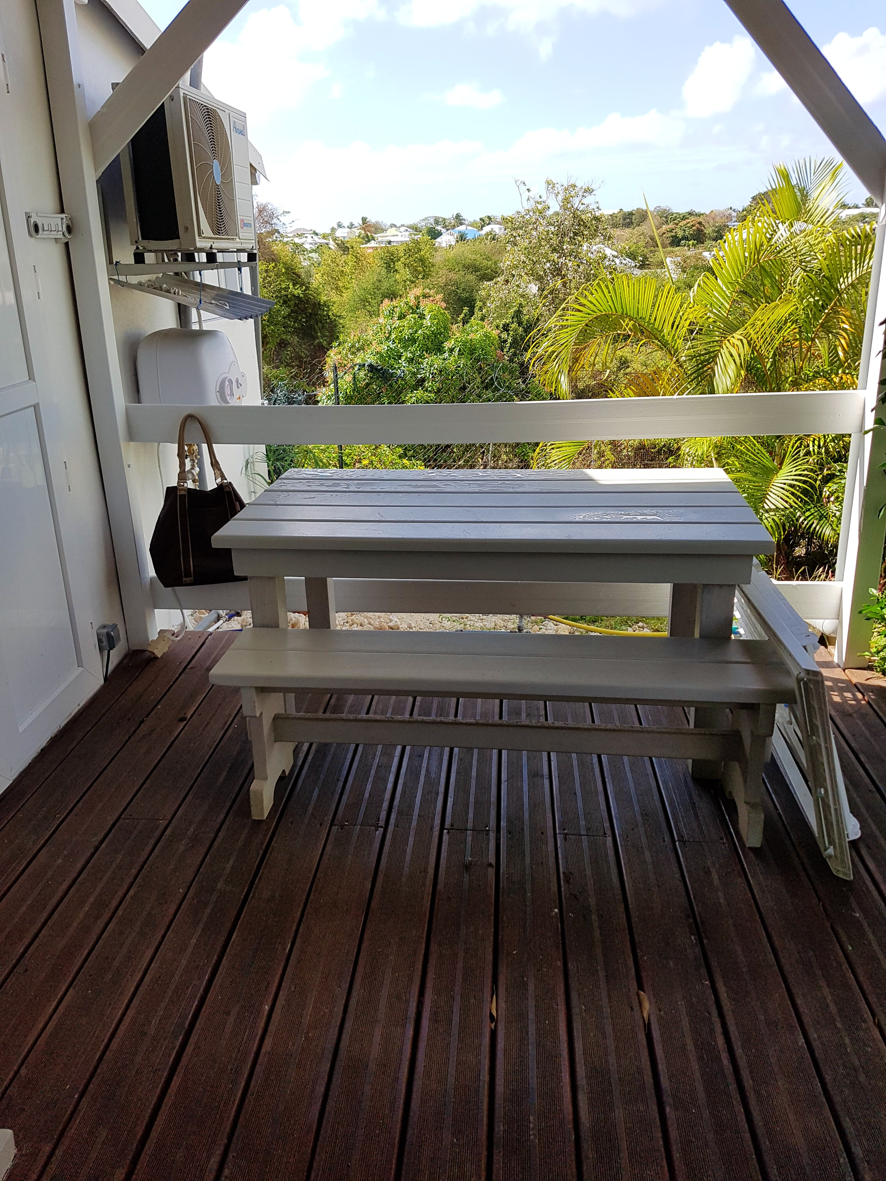 Ferienhaus Bungalow mit einem Schlafzimmer in Sainte-Anne mit eingezäuntem Garten und W-LAN - 3 km vo (2663912), Sainte-Anne (Guadeloupe), Grande-Terre, Guadeloupe, Karibische Inseln, Bild 1