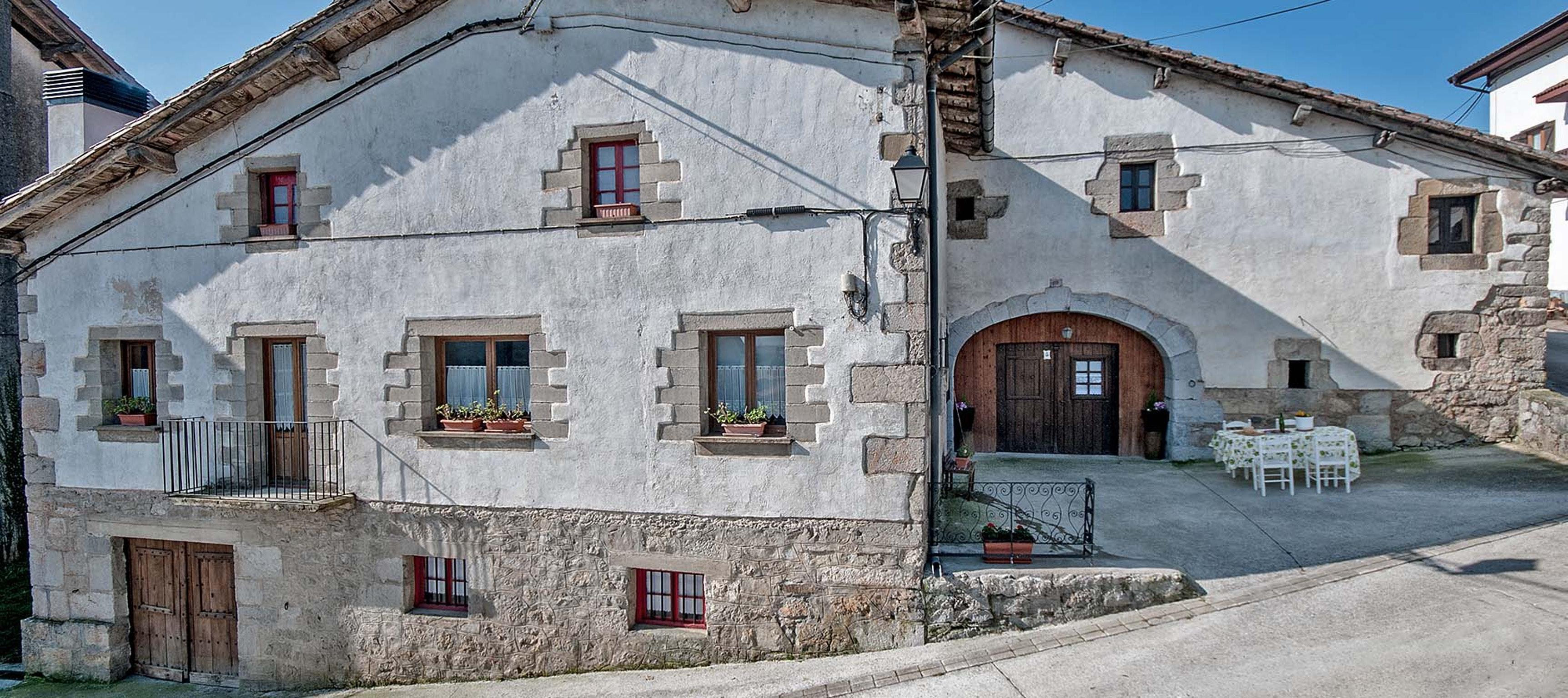 Ferienhaus Haus mit 5 Schlafzimmern in Baráibar mit toller Aussicht auf die Berge, möbliertem Garten  (2541138), Baraibar, , Navarra, Spanien, Bild 25