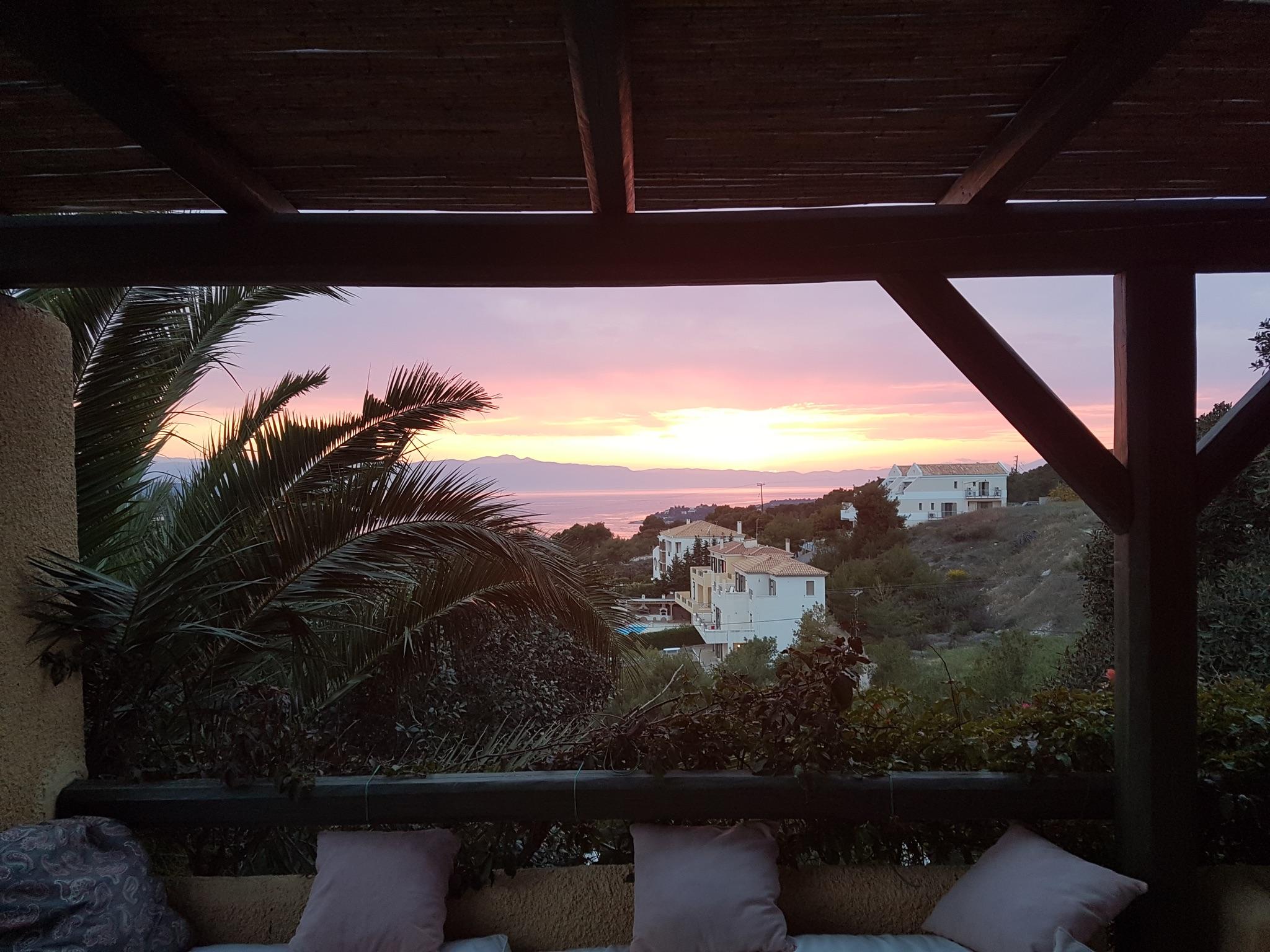 Ferienhaus Villa mit 4 Zimmern in Kosta mit herrlichem Meerblick, privatem Pool, eingezäuntem Garten  (2271451), Kosta (GR), , Peloponnes, Griechenland, Bild 19