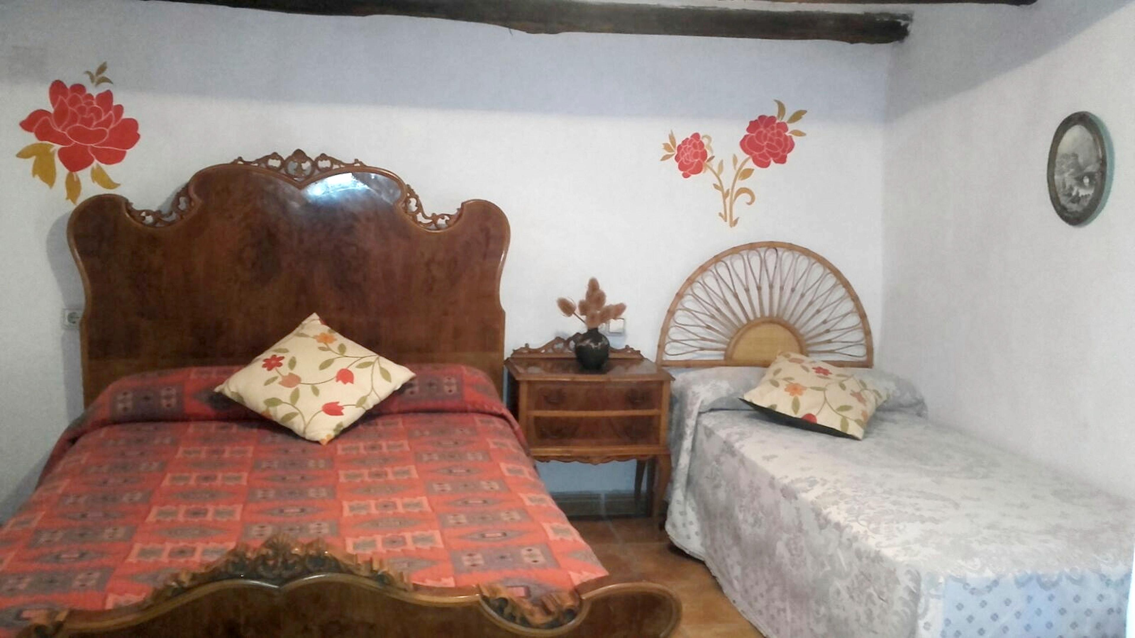 Ferienhaus Haus mit 5 Schlafzimmern in Casas del Cerro mit toller Aussicht auf die Berge und möbliert (2201517), Casas del Cerro, Albacete, Kastilien-La Mancha, Spanien, Bild 24