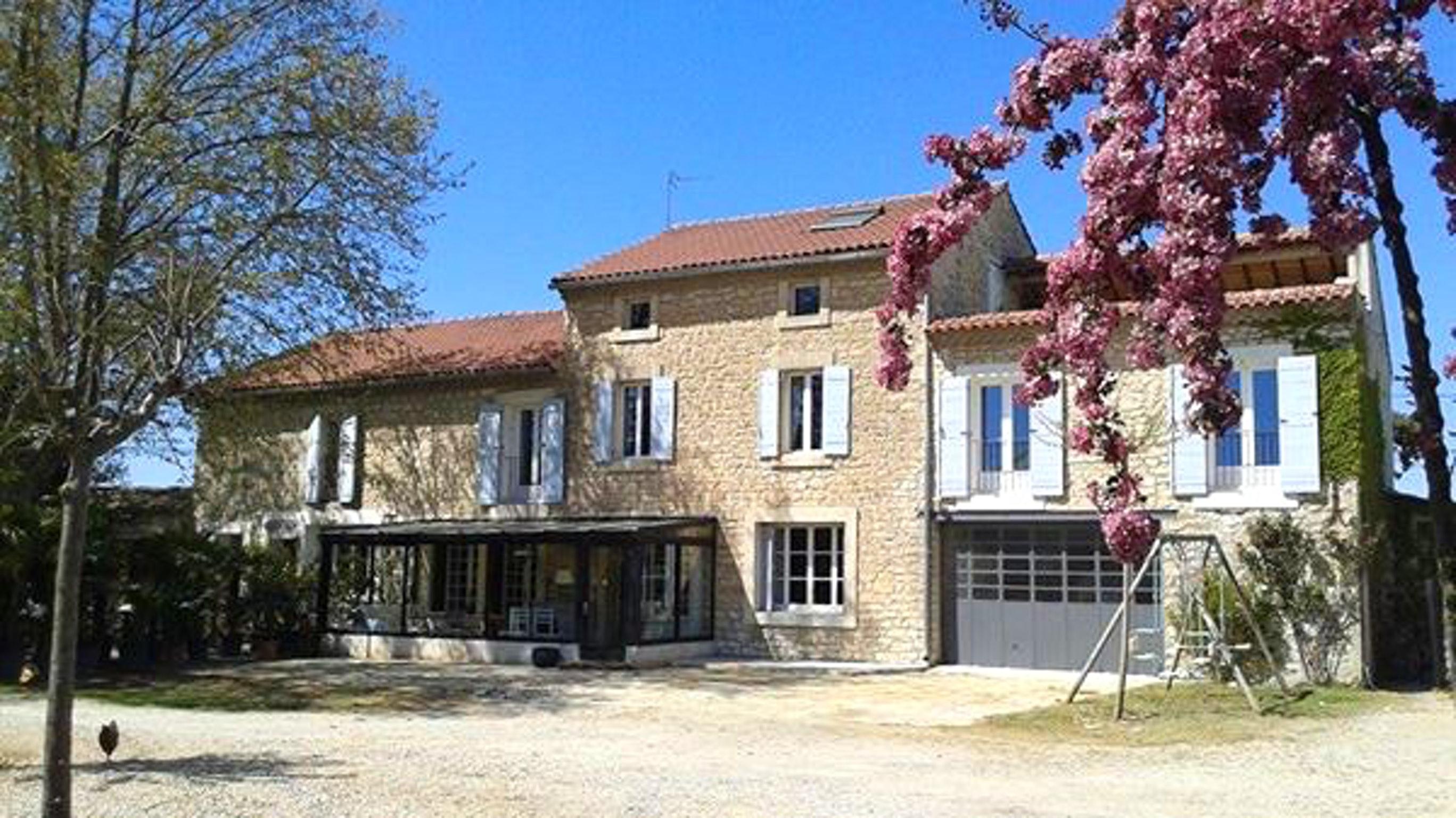 Ferienhaus Haus mit 6 Schlafzimmern in Pernes-les-Fontaines mit privatem Pool, möbliertem Garten und  (2377414), Pernes les Fontaines, Saône-et-Loire, Burgund, Frankreich, Bild 4