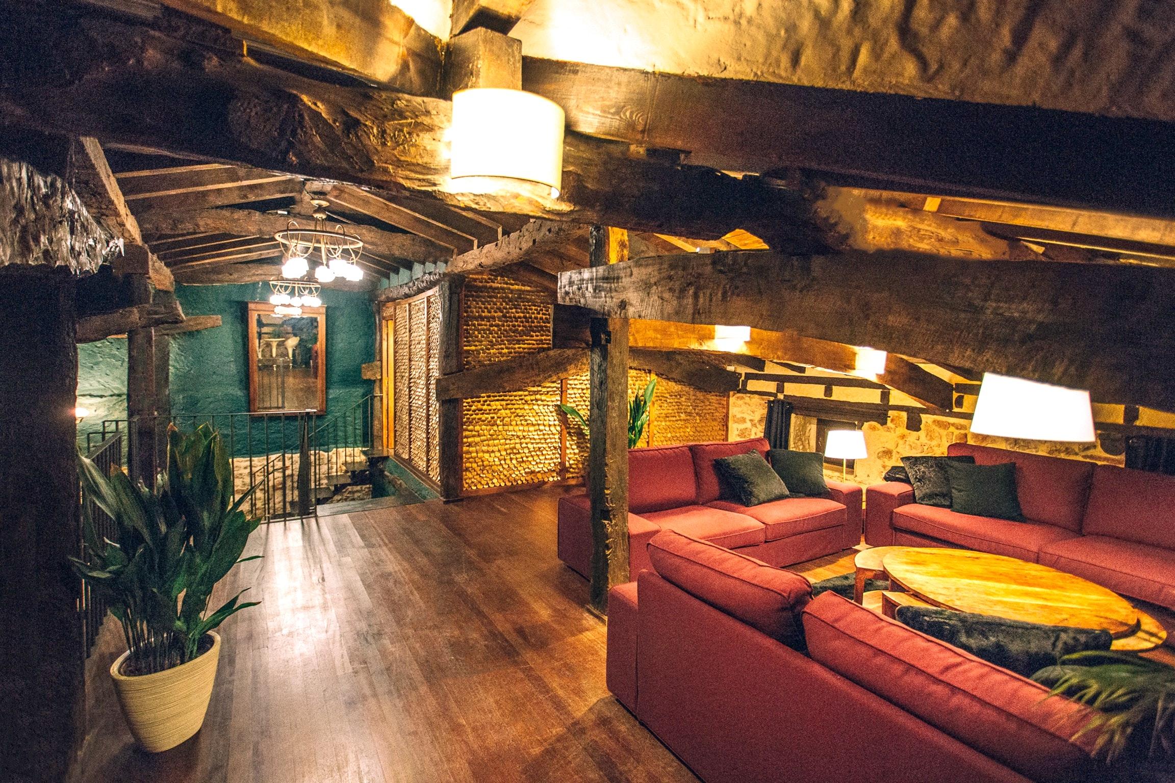 Ferienhaus Haus mit 5 Zimmern in Fuenteodra mit toller Aussicht auf die Berge, eingezäuntem Garten un (2211142), Fuenteodra, Burgos, Kastilien-León, Spanien, Bild 7