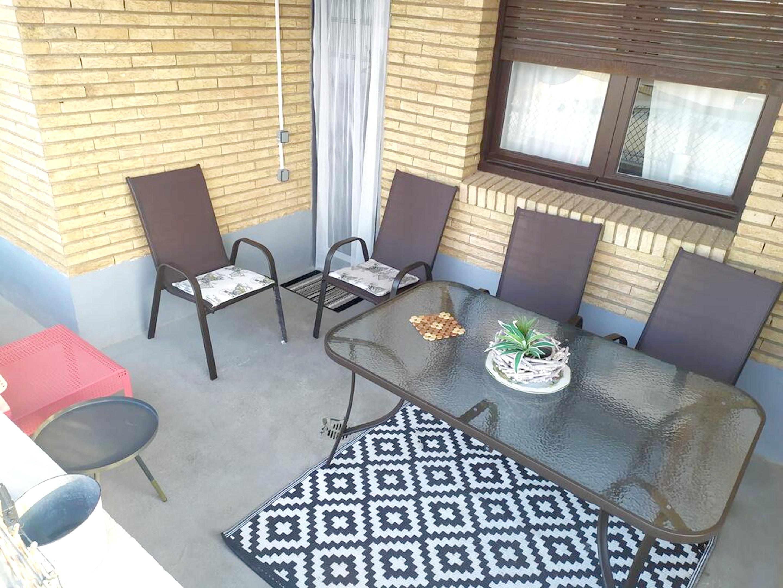 Ferienwohnung Wohnung mit 2 Schlafzimmern in Tudela mit schöner Aussicht auf die Stadt, möblierter Terra (2708241), Tudela, , Navarra, Spanien, Bild 24