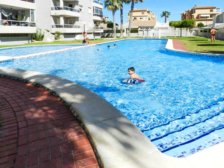 Maison de vacances Haus mit 2 Schlafzimmern in Torrevieja, Alicante mit schöner Aussicht auf die Stadt, Pool, (2201630), Torrevieja, Costa Blanca, Valence, Espagne, image 49