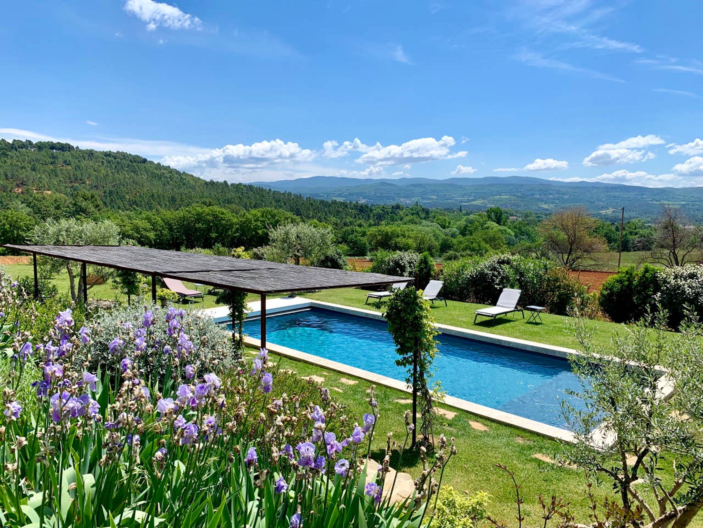 Holiday house Haus mit 2 Schlafzimmern in Roussillon mit Pool, eingezäuntem Garten und W-LAN (2818064), Roussillon, Vaucluse, Provence - Alps - Côte d'Azur, France, picture 20
