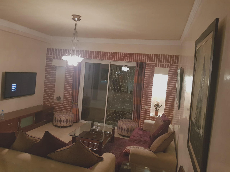 Wohnung mit 2 Schlafzimmern in Agadir mit privatem Ferienwohnung in Marokko