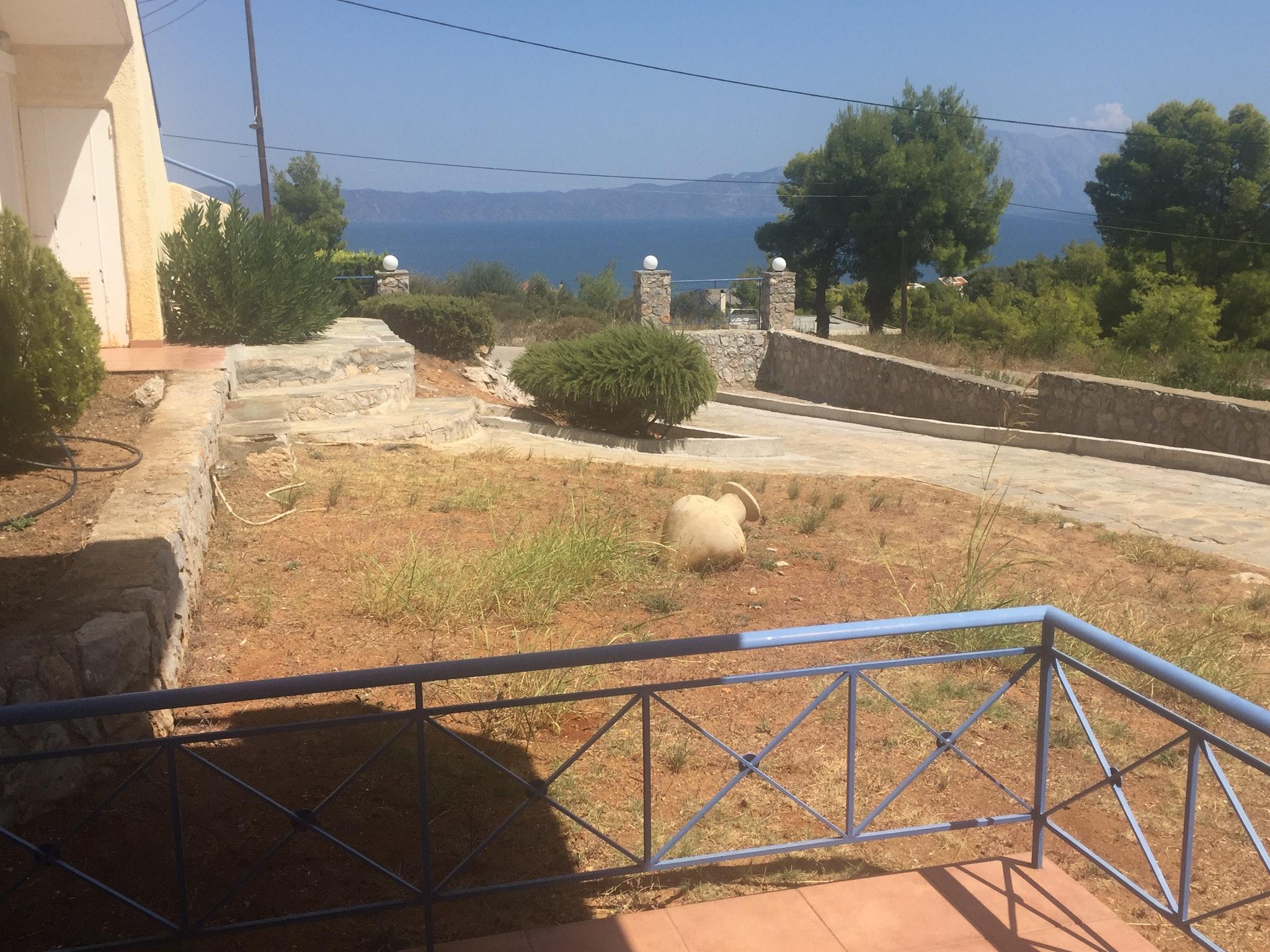 Maison de vacances Haus mit einem Schlafzimmer in Theologos mit herrlichem Meerblick und eingezäuntem Garten  (2339874), Tragana, , Grèce Centrale, Grèce, image 3