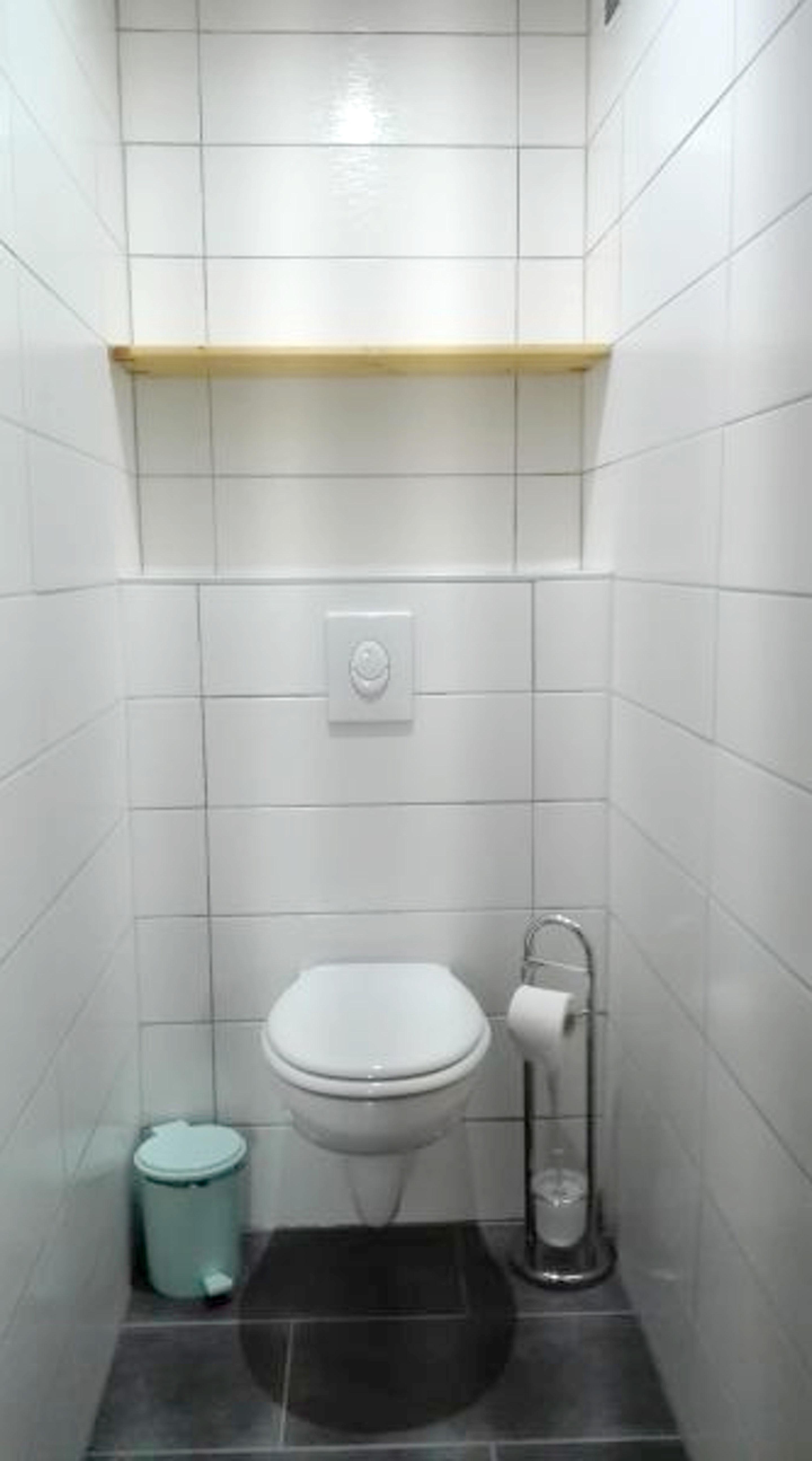 Holiday apartment Wohnung mit 2 Schlafzimmern in Le Pradet mit toller Aussicht auf die Berge, möbliertem Bal (2676516), Le Pradet, Côte d'Azur, Provence - Alps - Côte d'Azur, France, picture 12
