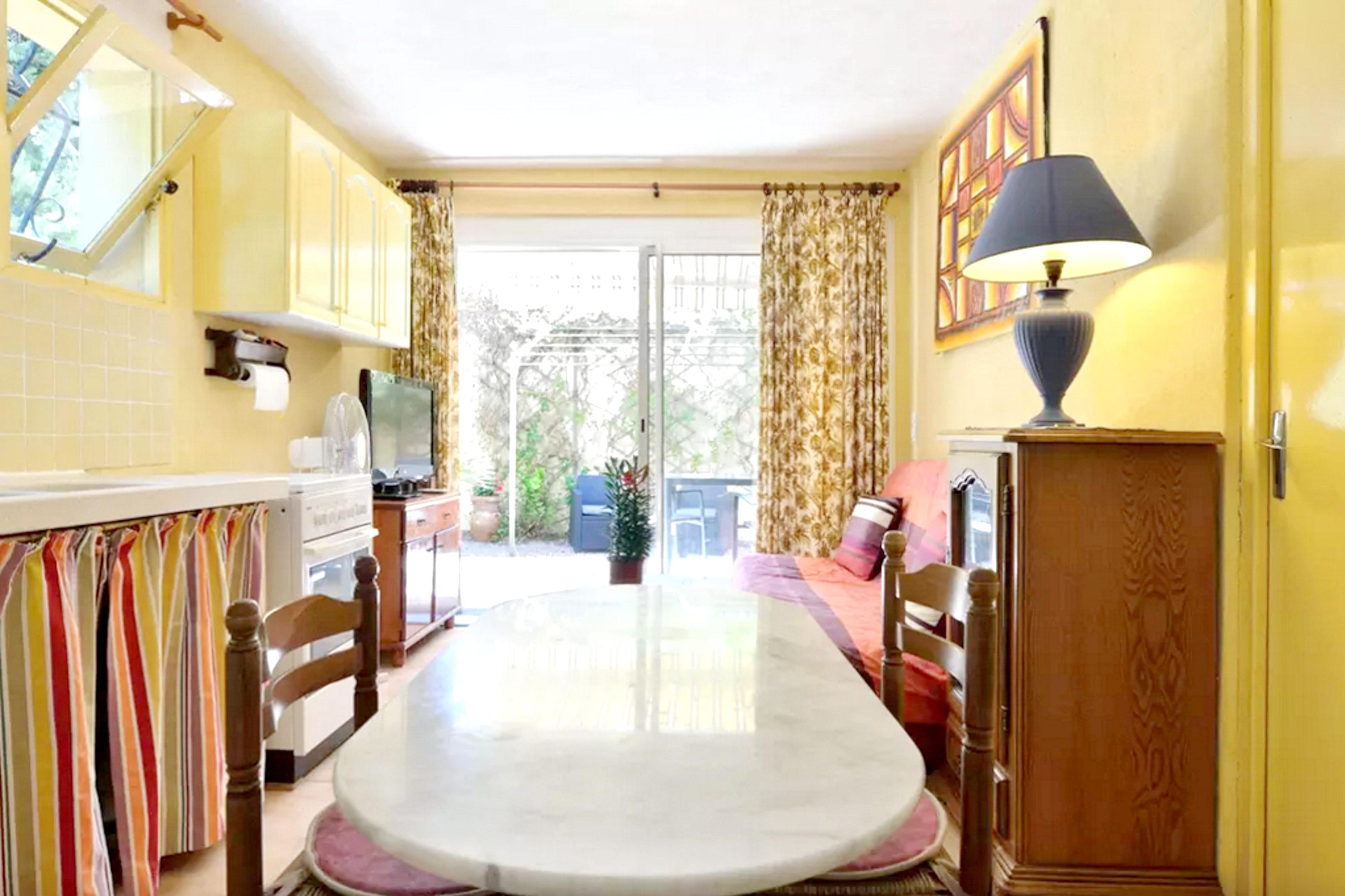 Holiday apartment Wohnung mit einem Schlafzimmer in Fréjus mit eingezäuntem Garten und W-LAN (2202409), Fréjus, Côte d'Azur, Provence - Alps - Côte d'Azur, France, picture 6