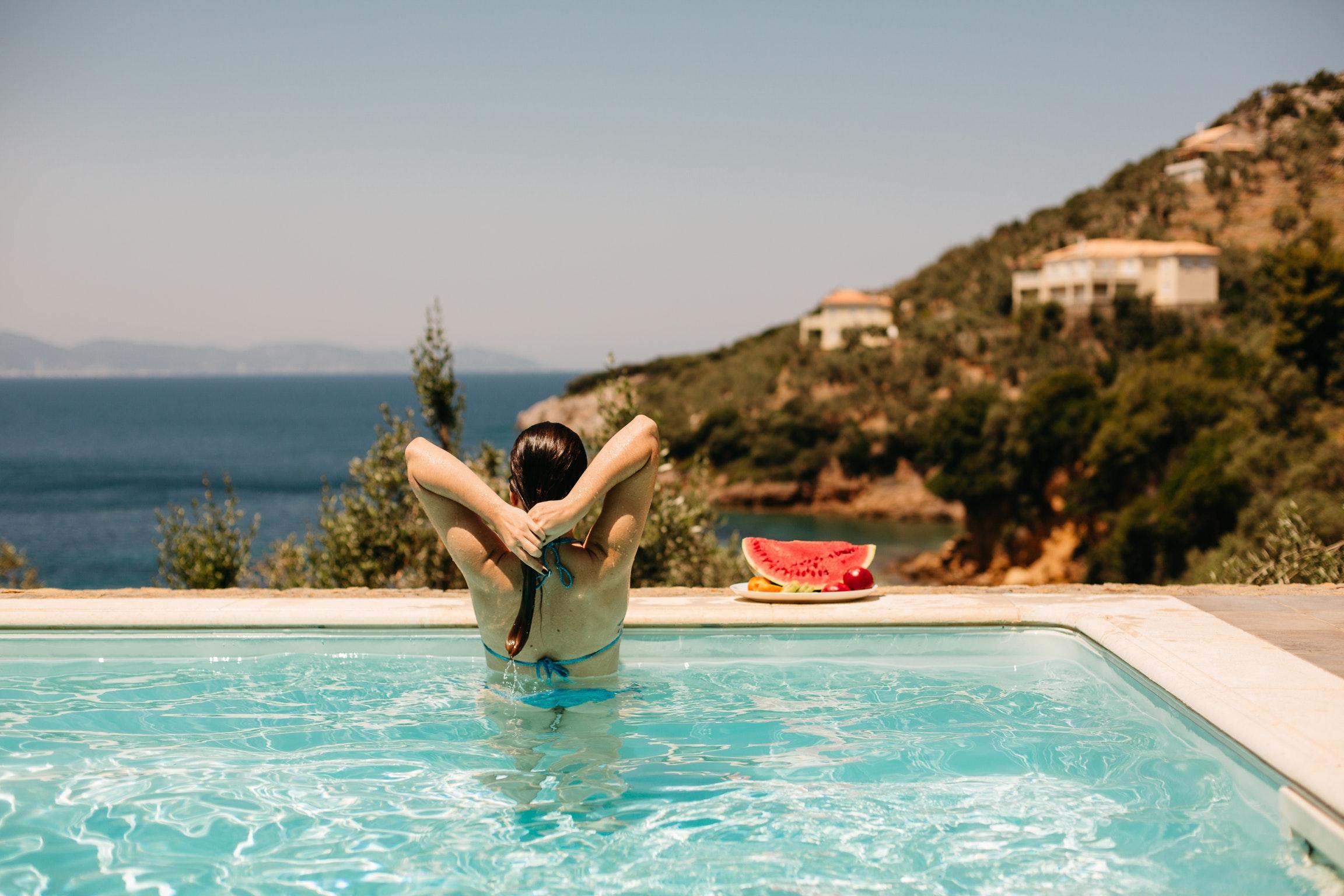 Maison de vacances Villa mit 3 Schlafzimmern in Diasello mit herrlichem Meerblick, privatem Pool, eingezäunte (2339719), Alonnisos, Alonnisos, Sporades, Grèce, image 21