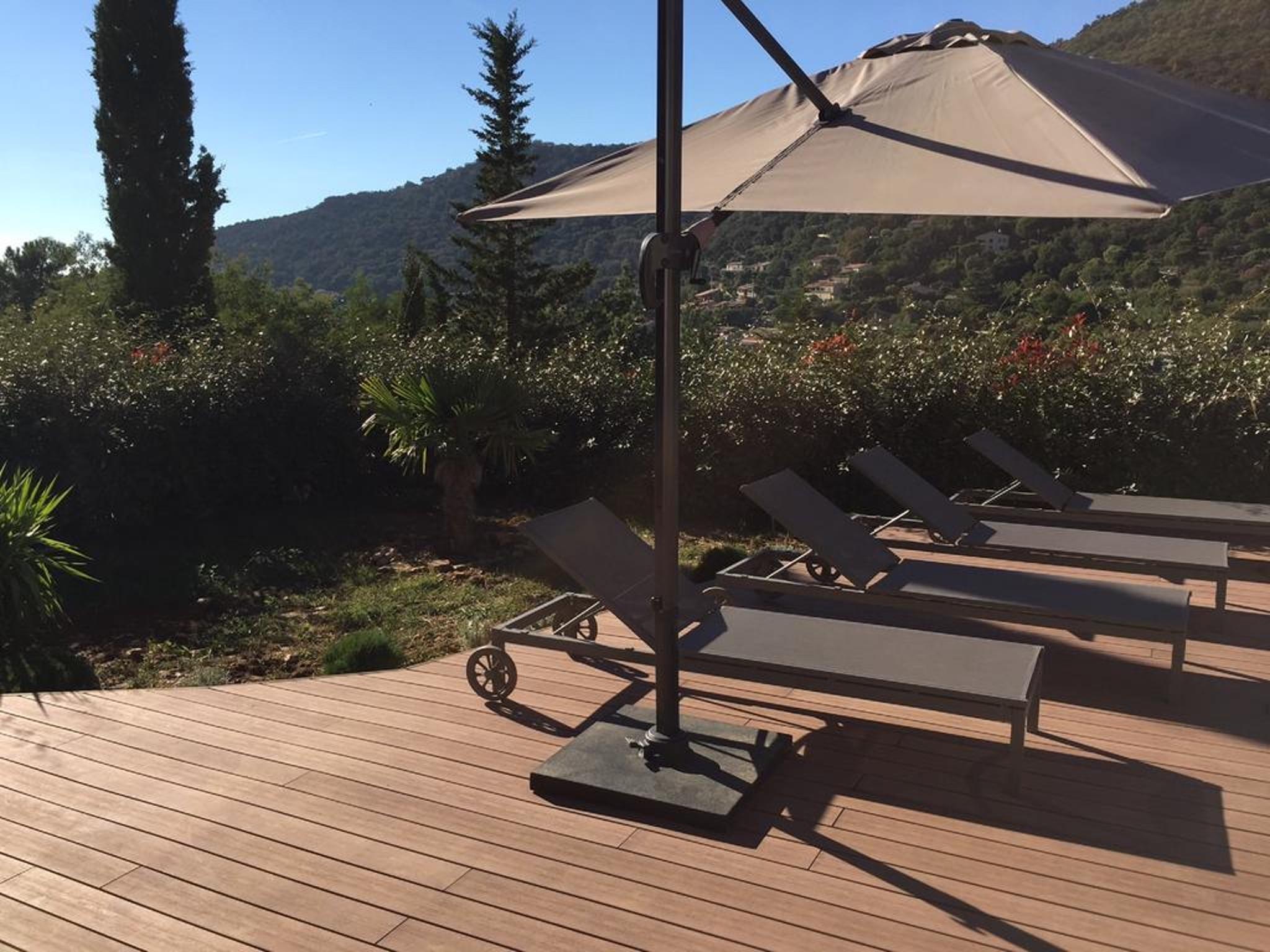 Maison de vacances Villa mit 5 Schlafzimmern in Rayol-Canadel-sur-Mer mit toller Aussicht auf die Berge, priv (2201555), Le Lavandou, Côte d'Azur, Provence - Alpes - Côte d'Azur, France, image 40