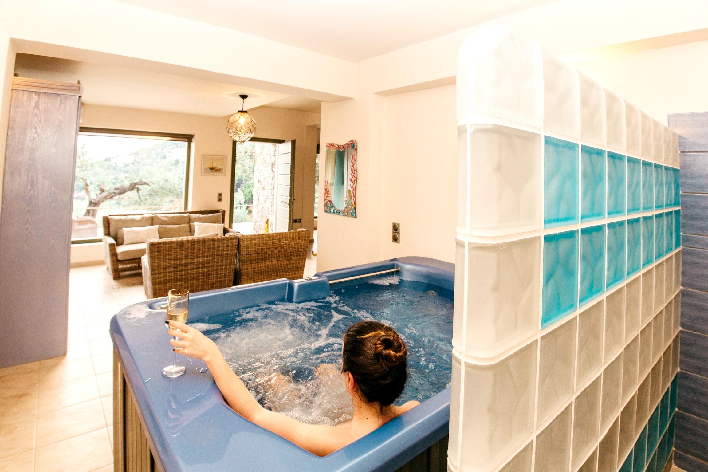 Maison de vacances Villa mit 3 Schlafzimmern in Diasello mit herrlichem Meerblick, privatem Pool, eingezäunte (2339719), Alonnisos, Alonnisos, Sporades, Grèce, image 7