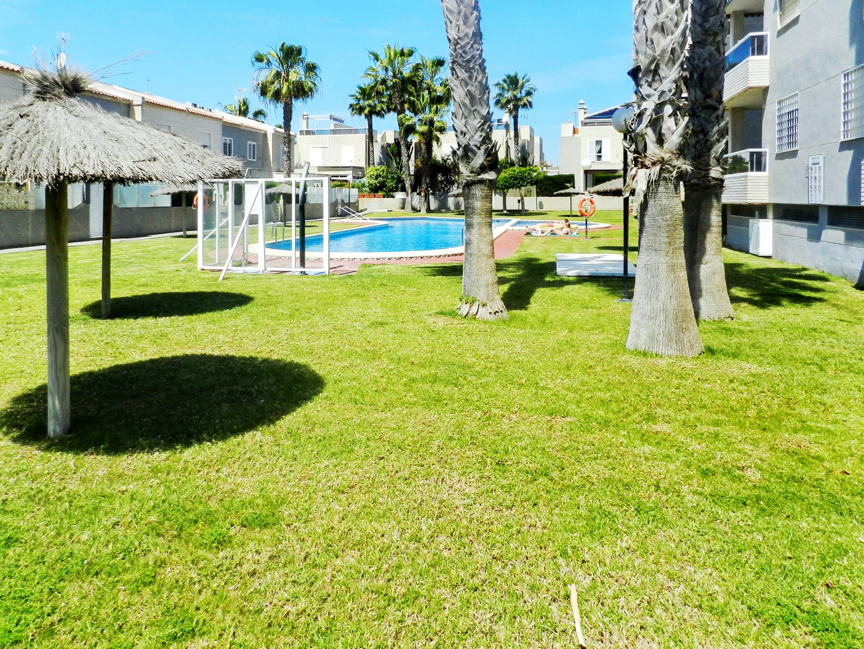 Maison de vacances Haus mit 2 Schlafzimmern in Torrevieja, Alicante mit schöner Aussicht auf die Stadt, Pool, (2201630), Torrevieja, Costa Blanca, Valence, Espagne, image 3