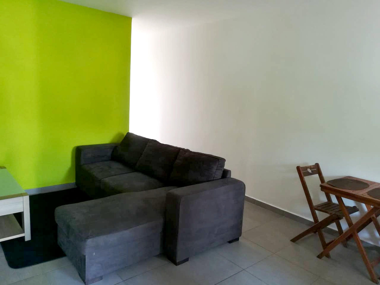 Wohnung mit einem Schlafzimmer in Le Gosier mit to Ferienwohnung in Guadeloupe