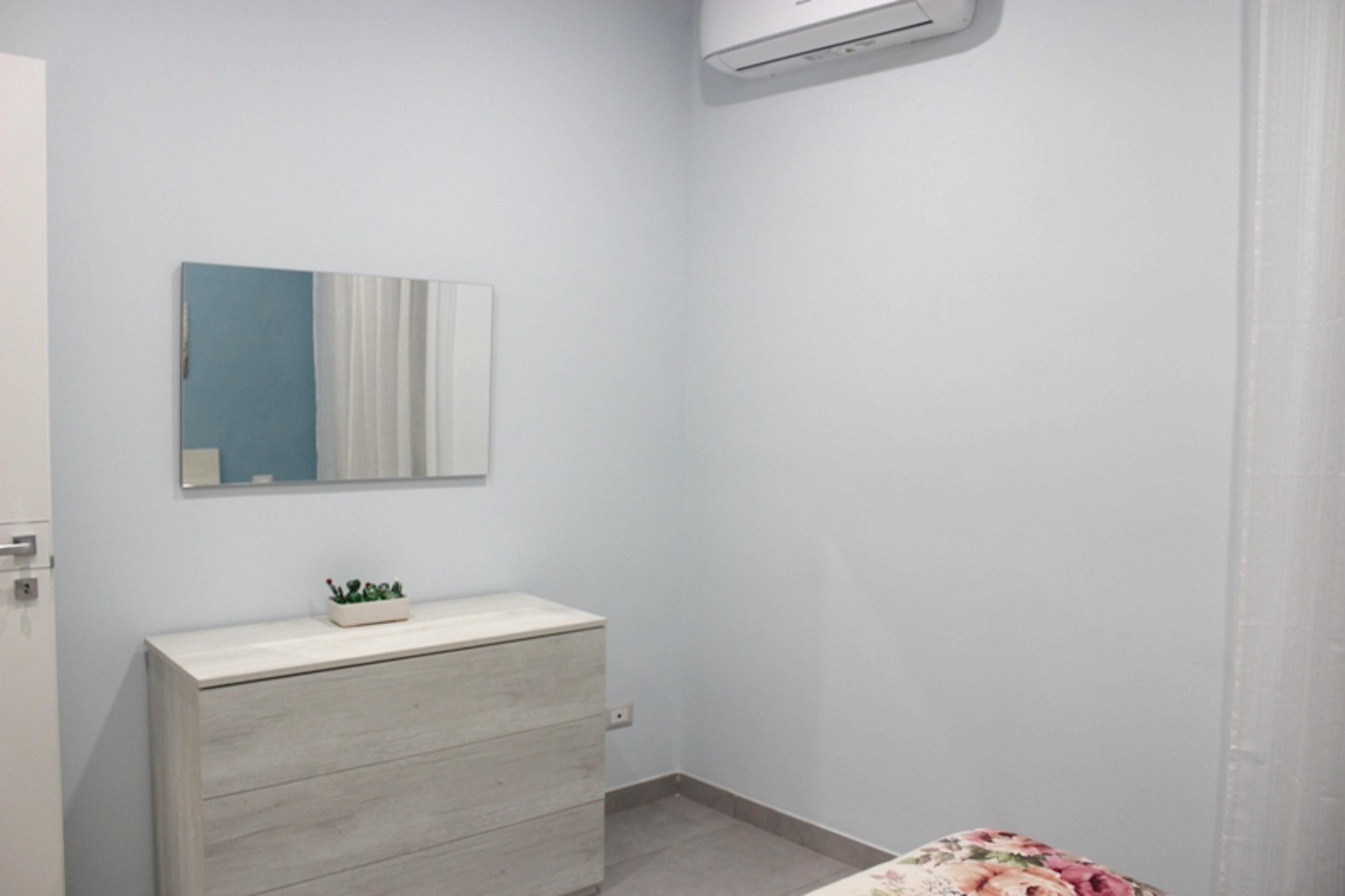 Ferienwohnung Wohnung mit einem Schlafzimmer in Sant'Agnello mit schöner Aussicht auf die Stadt, möblier (2791793), Sant'Agnello, Amalfiküste, Kampanien, Italien, Bild 12