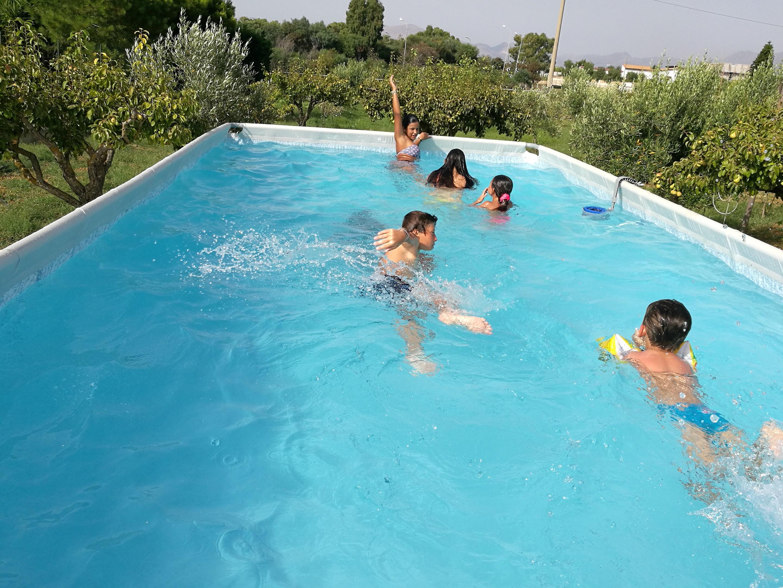 Appartement de vacances Wohnung mit 3 Schlafzimmern in Partinico mit Pool, eingezäuntem Garten und W-LAN - 2 km vo (2622220), Partinico, Palermo, Sicile, Italie, image 27